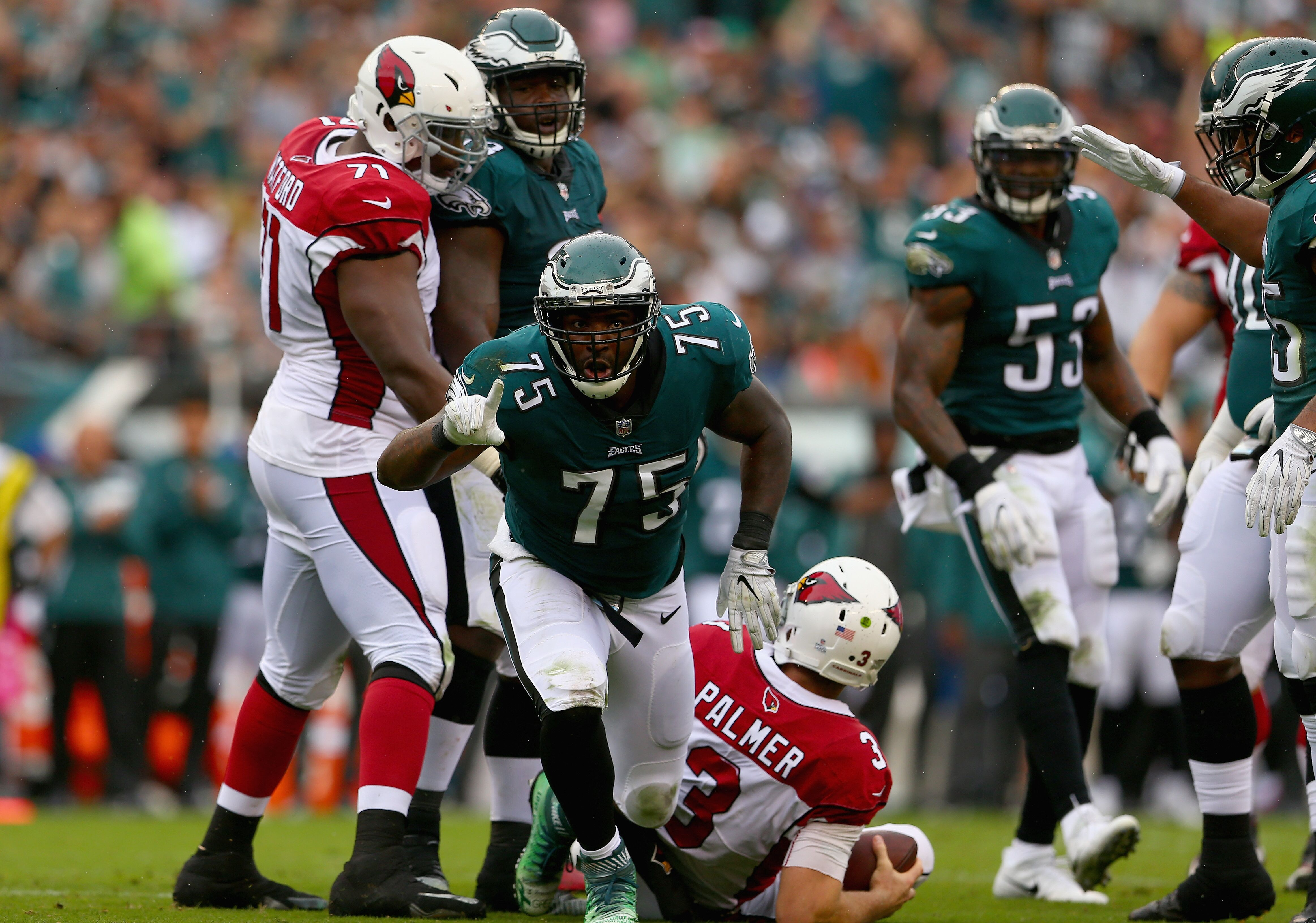 Tampa Bay Buccaneers  Getting to know Vinny Curry eee3bd1e7