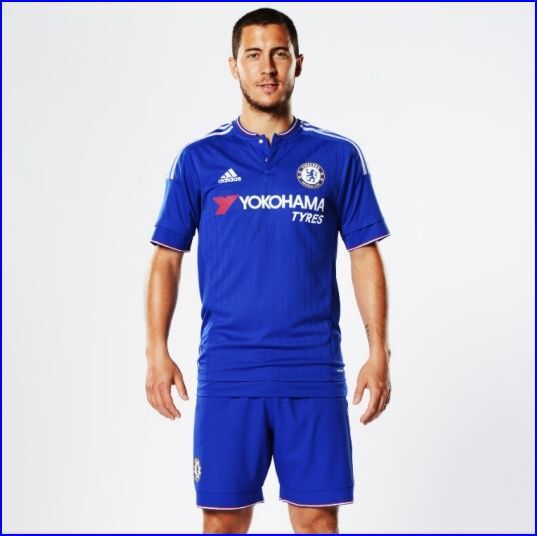 best service 1fae4 a9af0 Chelsea FC's New Kit Launched