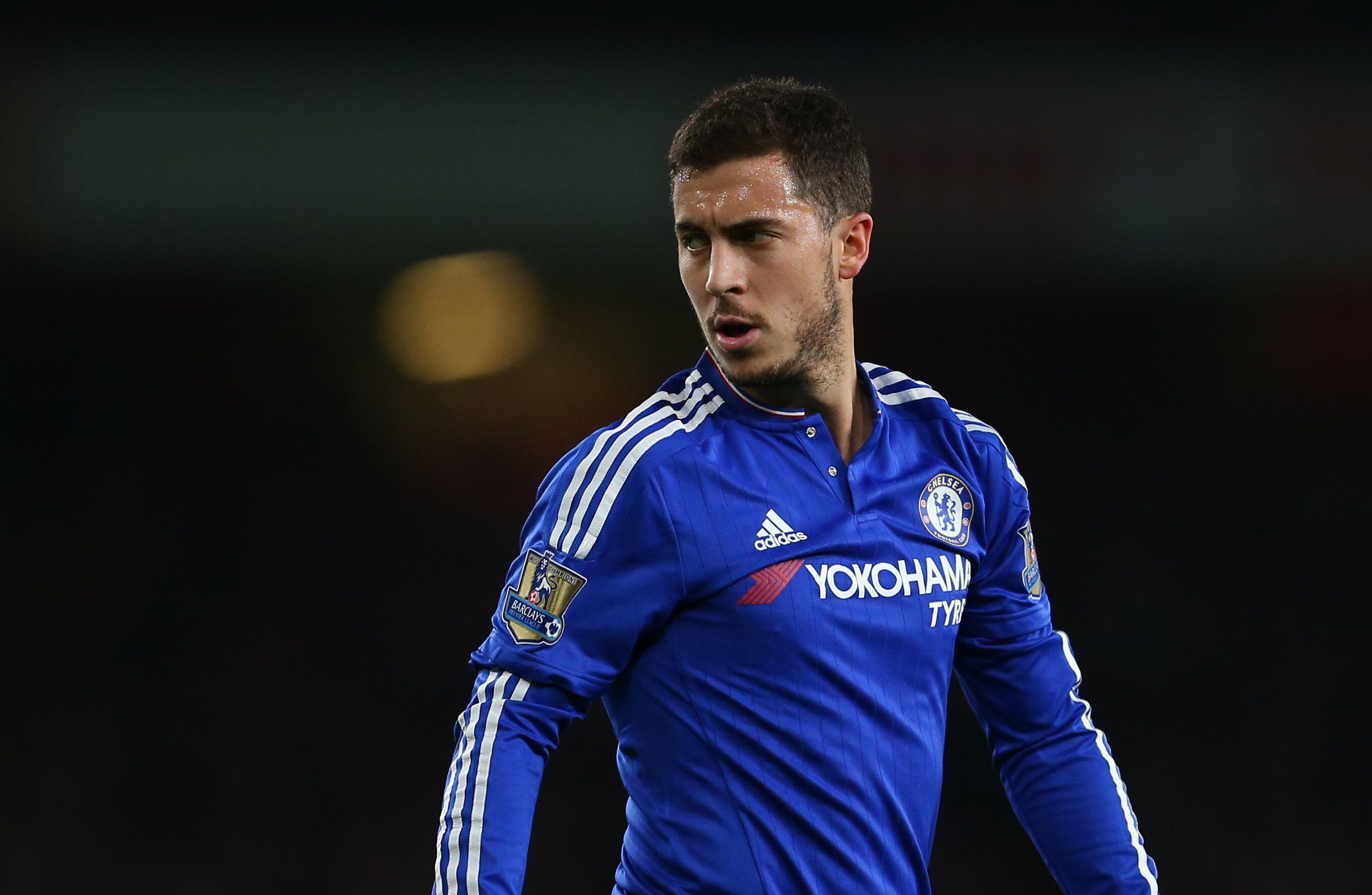 Ben Barclay Wallpaper: Chelsea FC: Who Broke Eden Hazard?