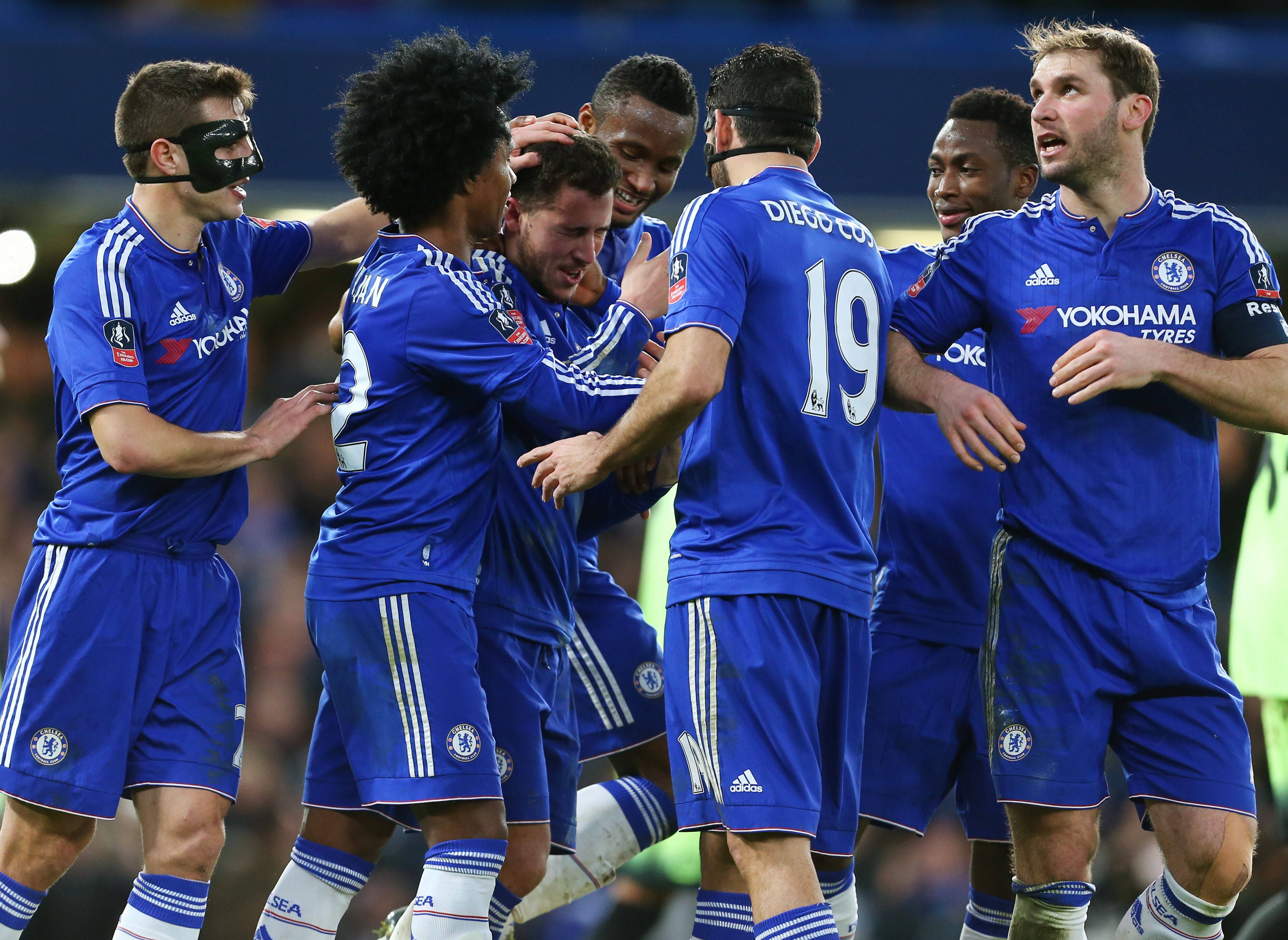 City   Chelsea: Willian And Eden Hazard Are Key To Chelsea's Premier