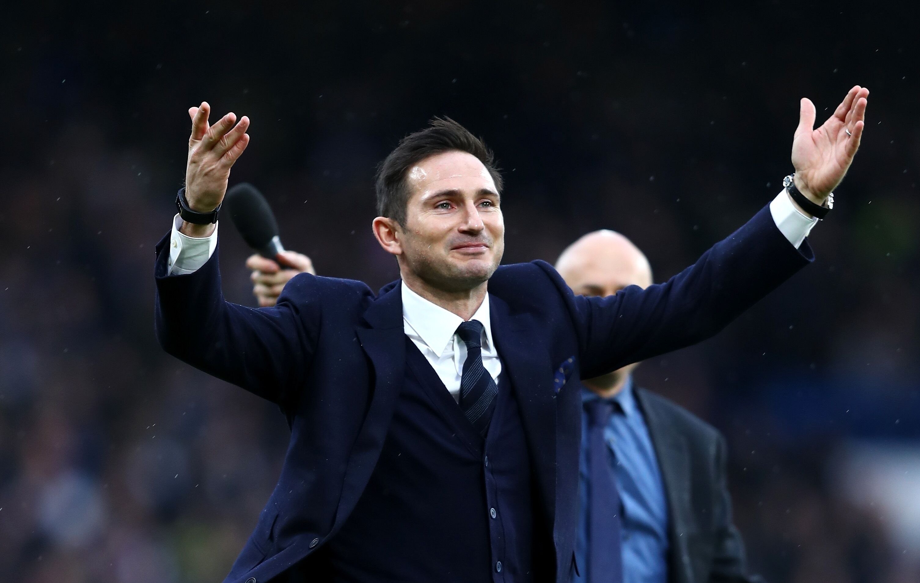 Chelsea can build a new culture by naming Frank Lampard as