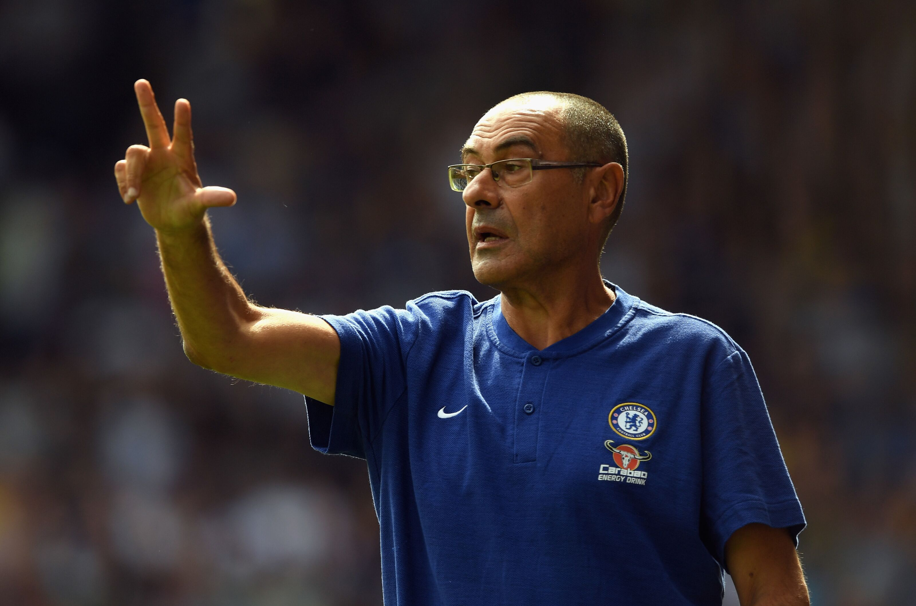 Stability for Chelsea with Maurizio Sarri but not others is a non sequitur
