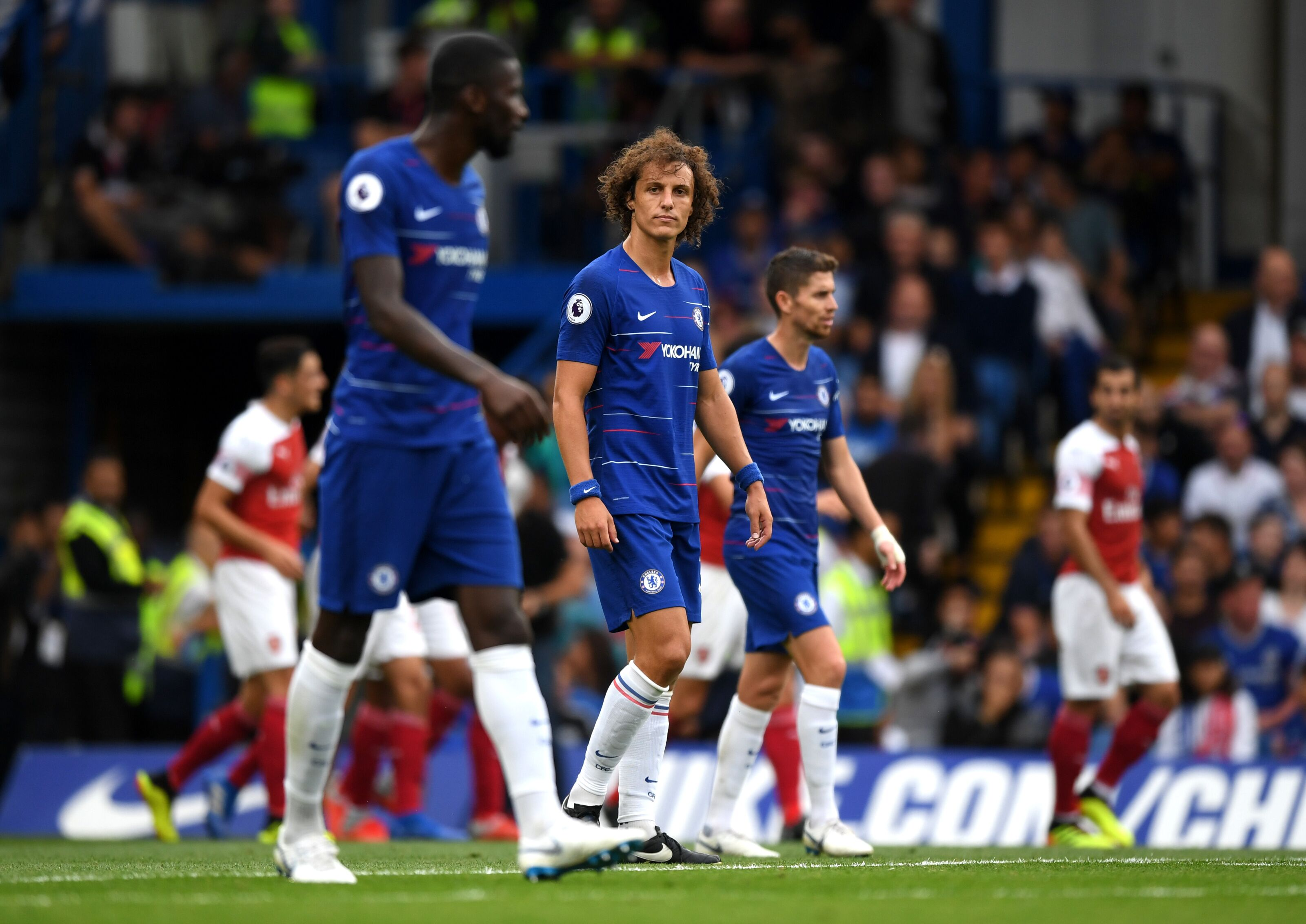 Ban or no ban, Chelsea should let all but two contracts expire this summer