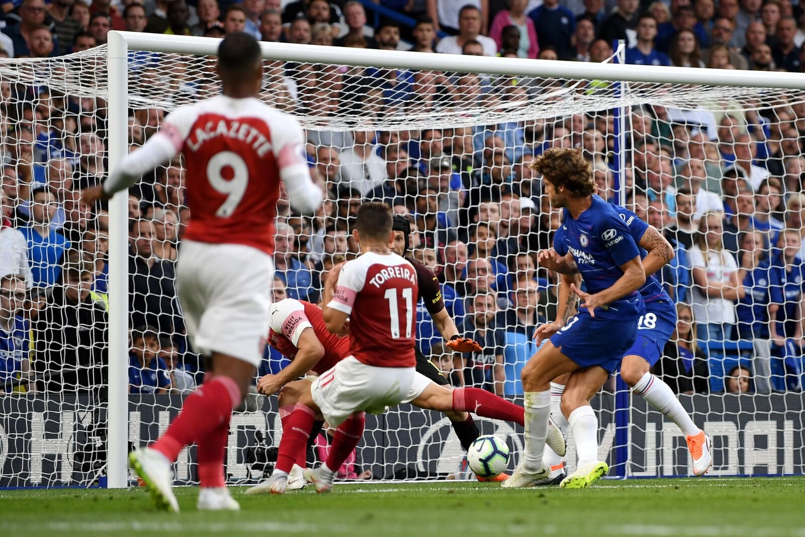 Chelsea's most important goal? Marcos Alonso sealed UCL place in week two