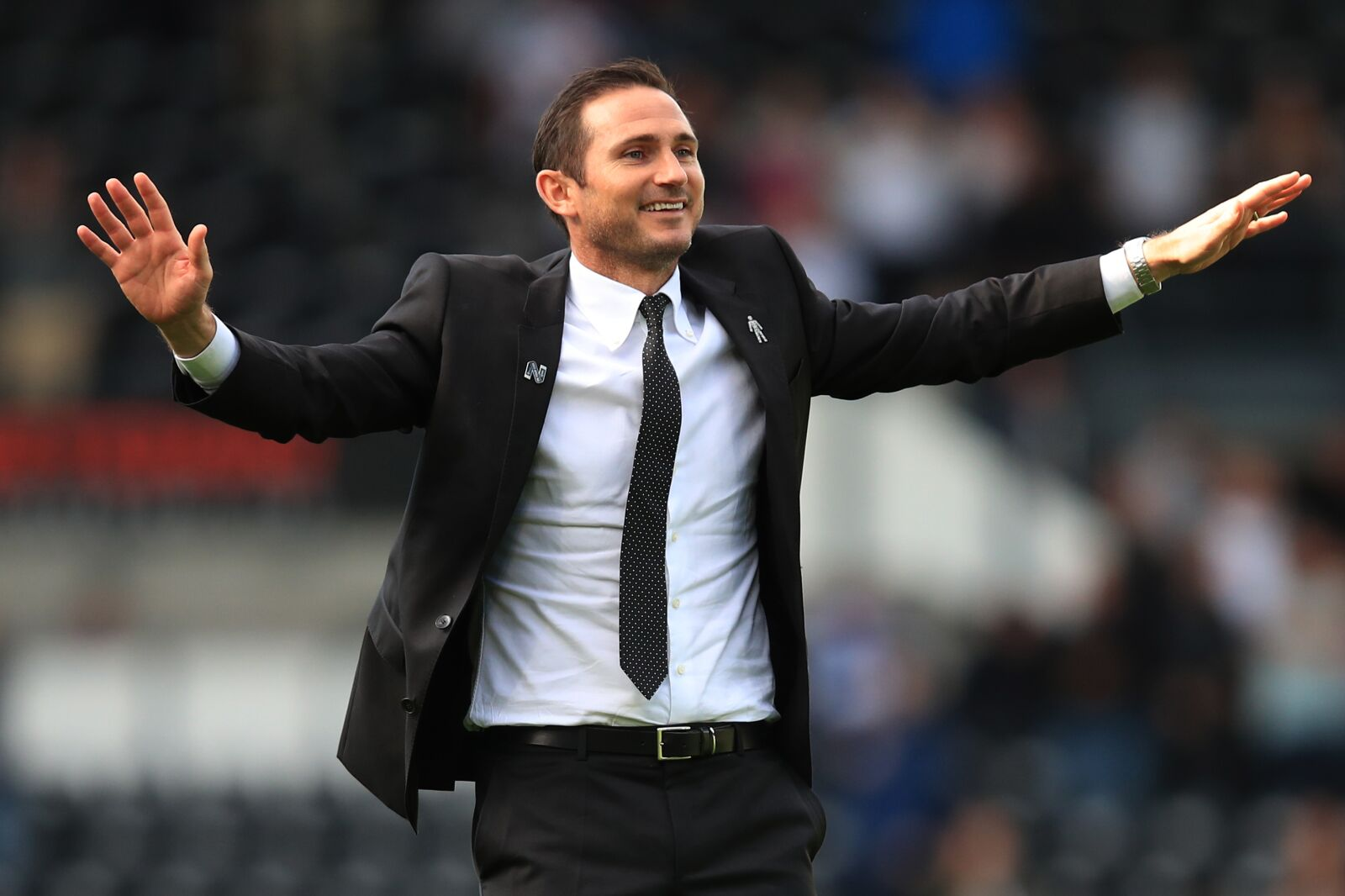 Chelsea: Frank Lampard has the right qualities, but maybe not at this time