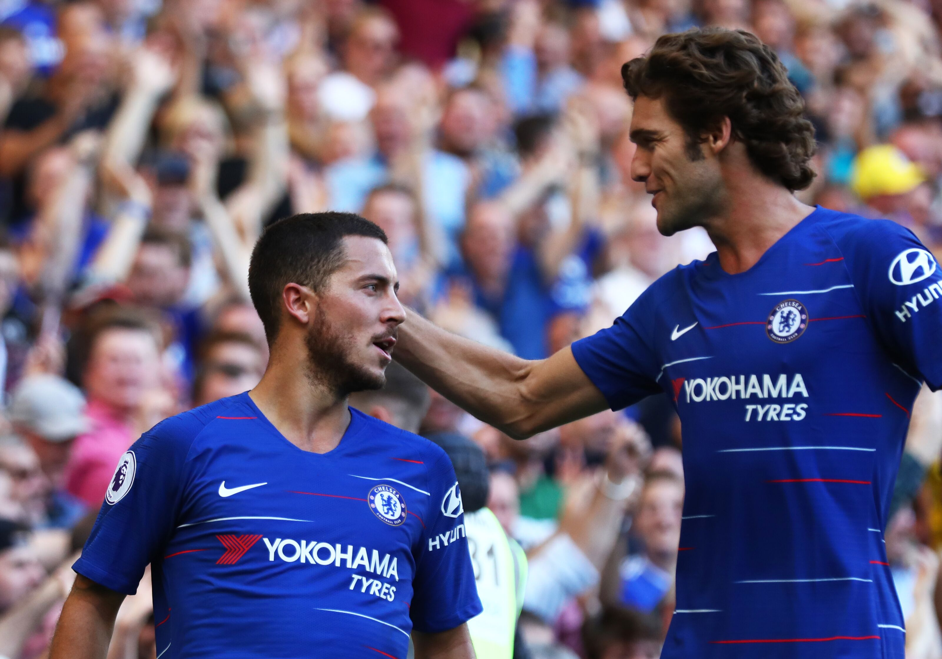 Chelsea predicted XI for Everton: Maurzio Sarri's best men - The Pride of London