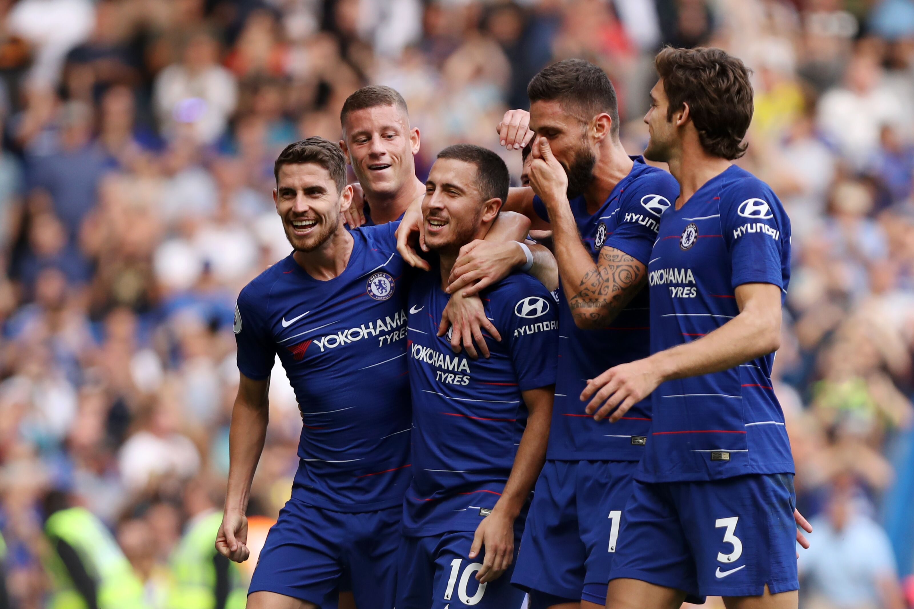 Chelsea vs. Man United predictions: Sarrismo overcomes a parked bus