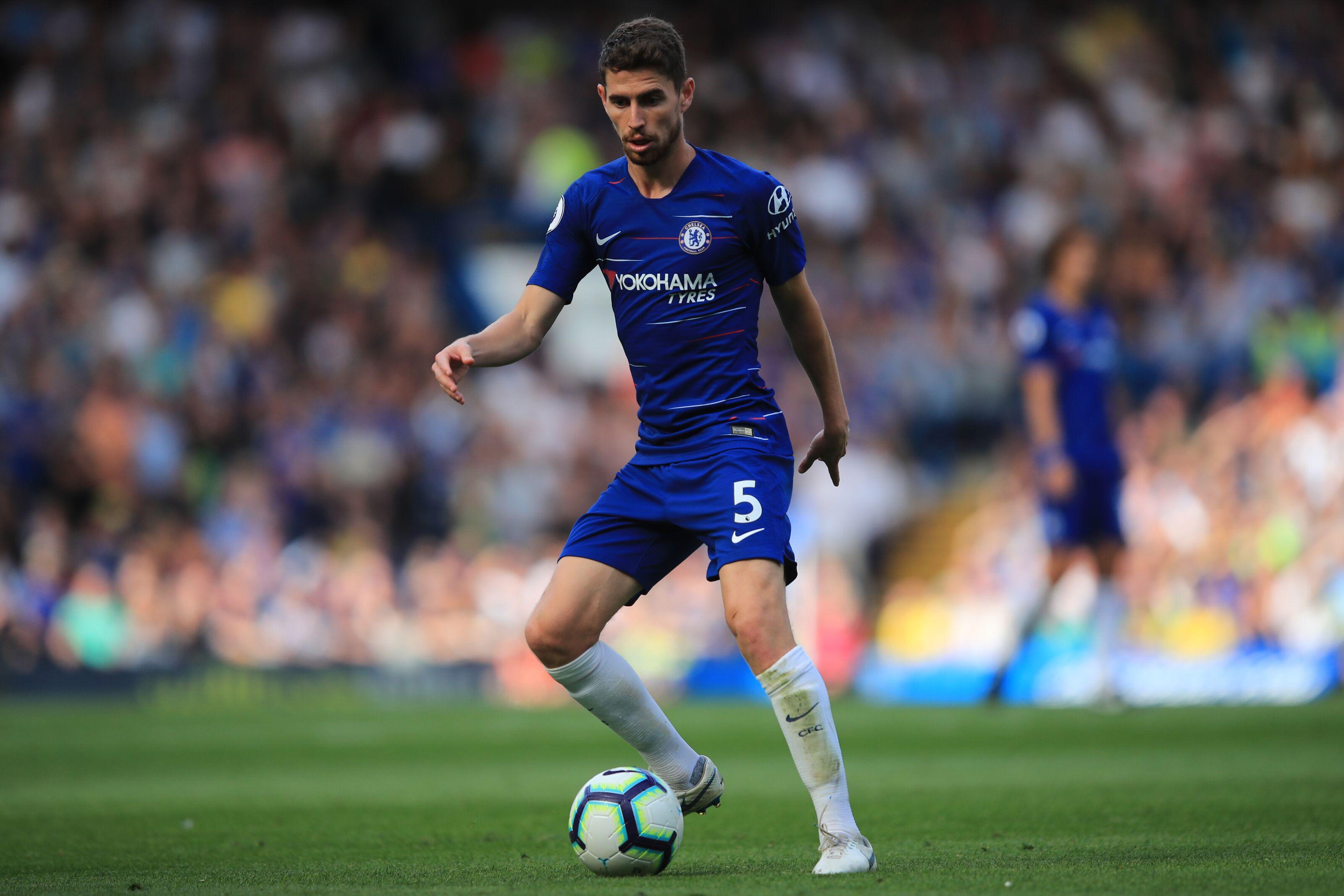 Chelsea: Jorginho, finally free to make assists, makes his first assist