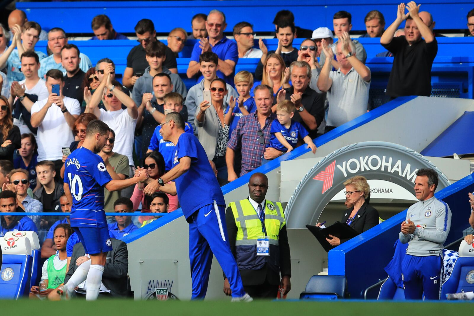 Chelsea cannot overlook the match-going fan as they continue global growth