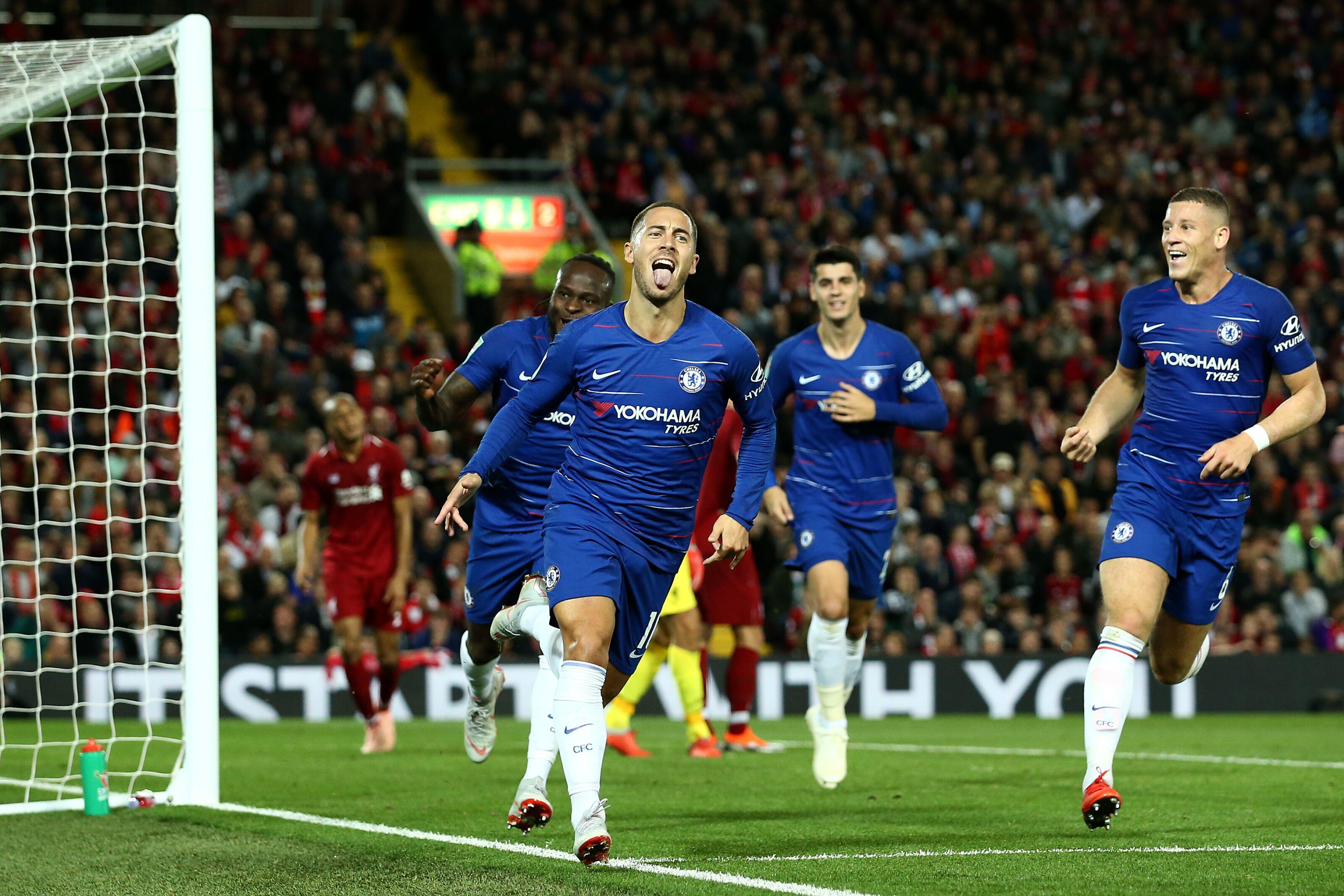 Chelsea gambling with Eden Hazard's opportunity cost