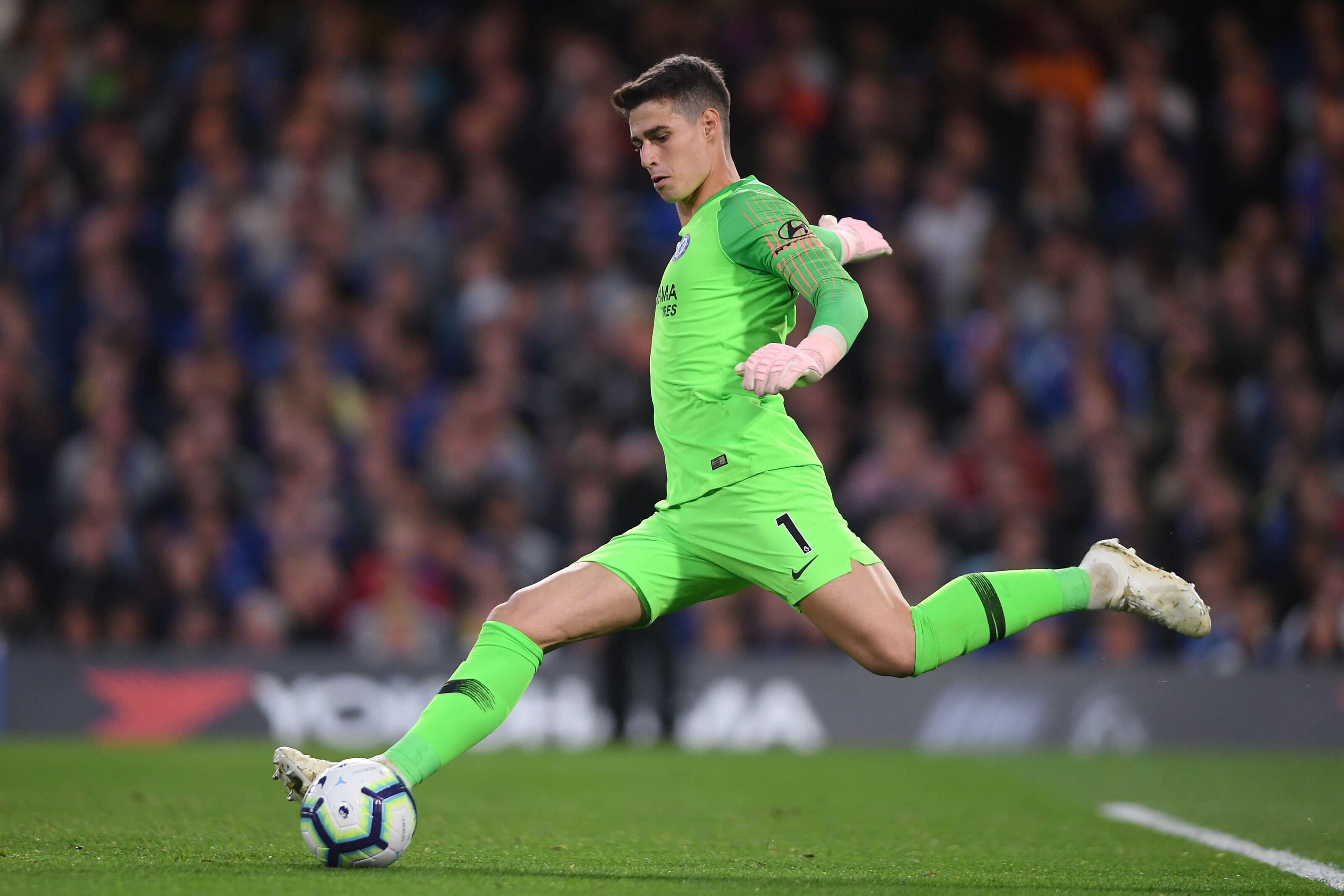Chelsea: Three notes for your Saturday – Goal kicks, Eto'o and Batshuayi