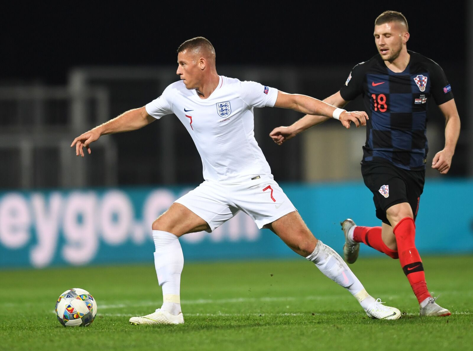 Ross Barkley dropping out of Chelsea and England XIs could force a move