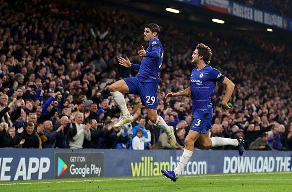 bbde8cac40 Chelsea player ratings  Alvaro Morata