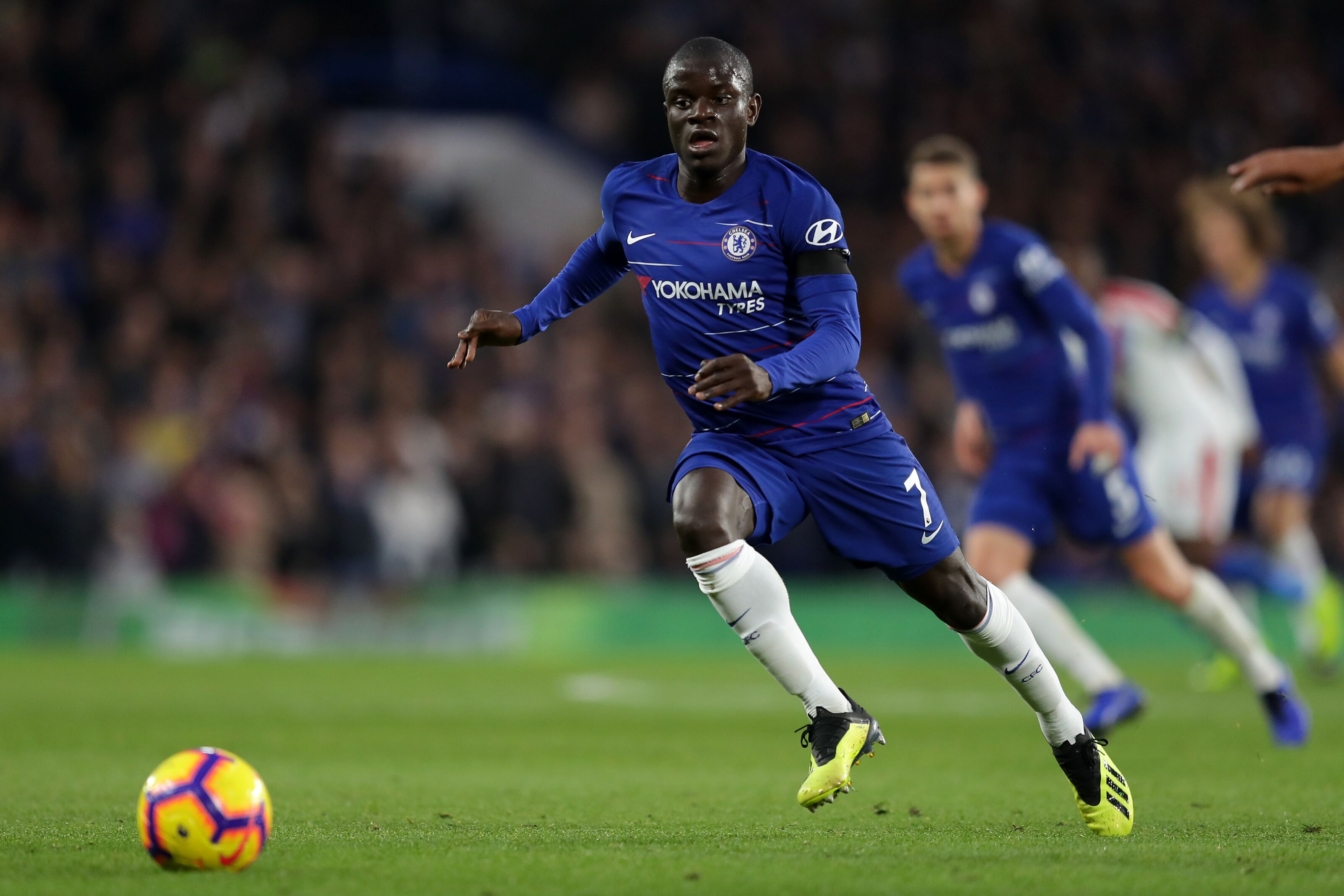 Possible N'Golo Kante Extension Is A Statement By Chelsea