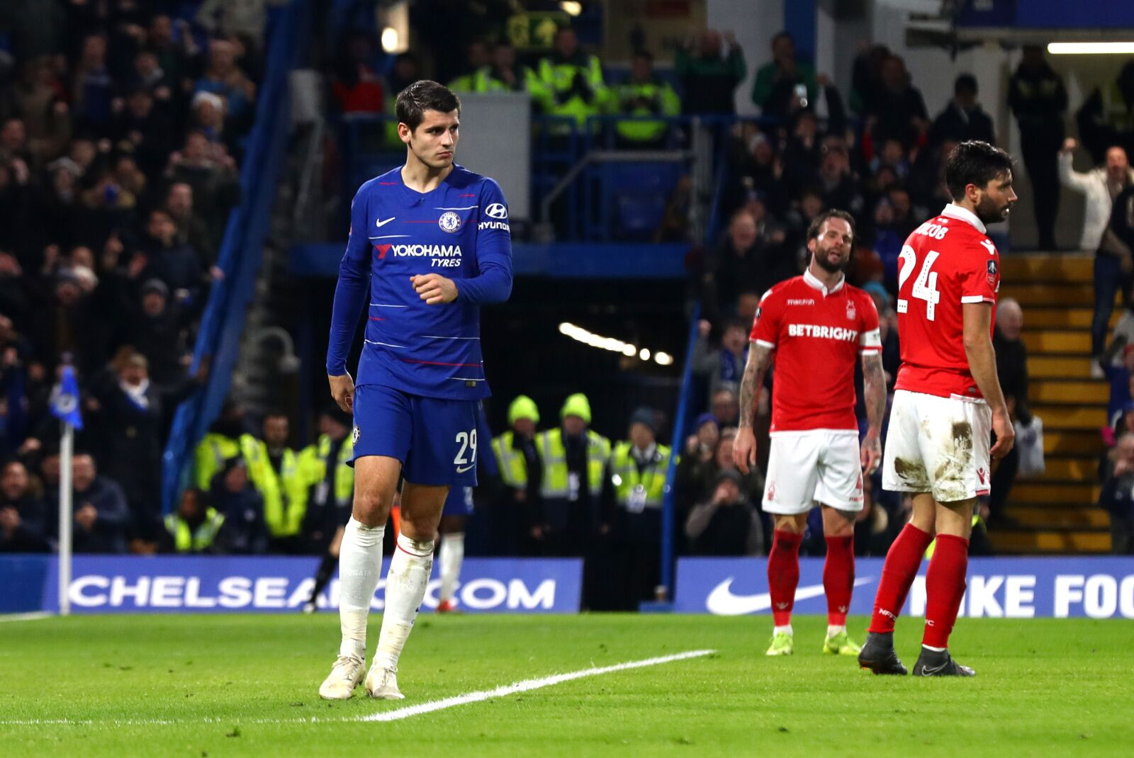 Chelsea: Ongoing striker debates speak to change without improvement