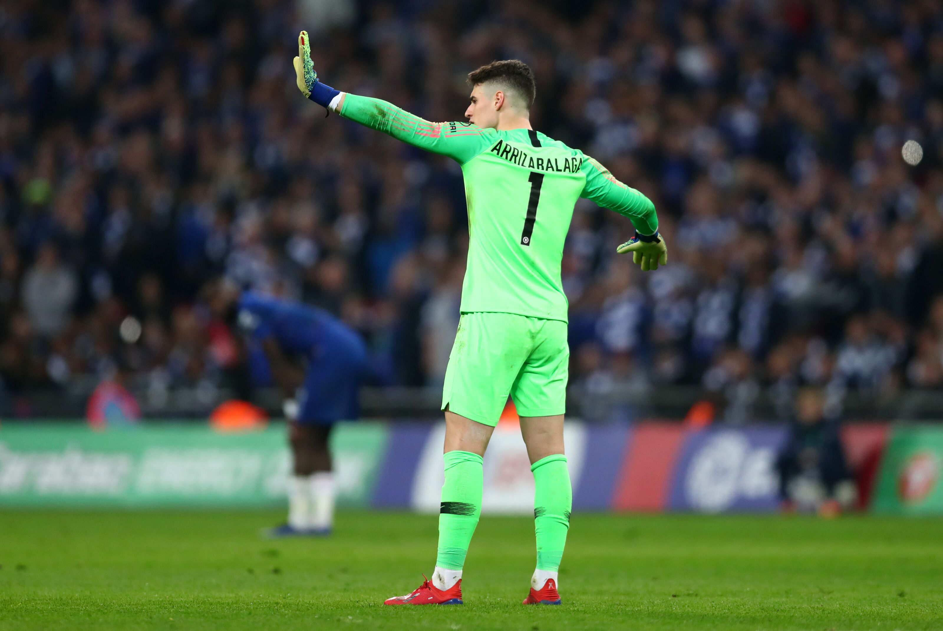Chelsea: How much of all this is really on Kepa Arrizabalaga?