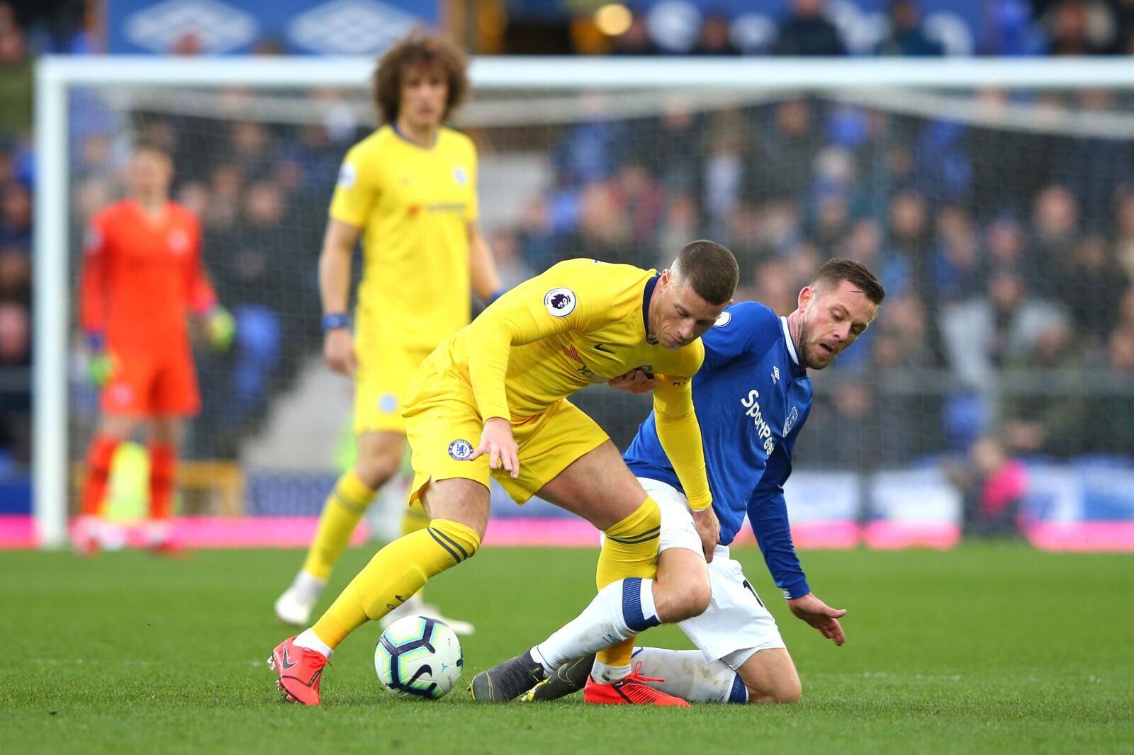 "Chelsea's second half at Everton flowed directly from ""best 45 minutes"" in first"