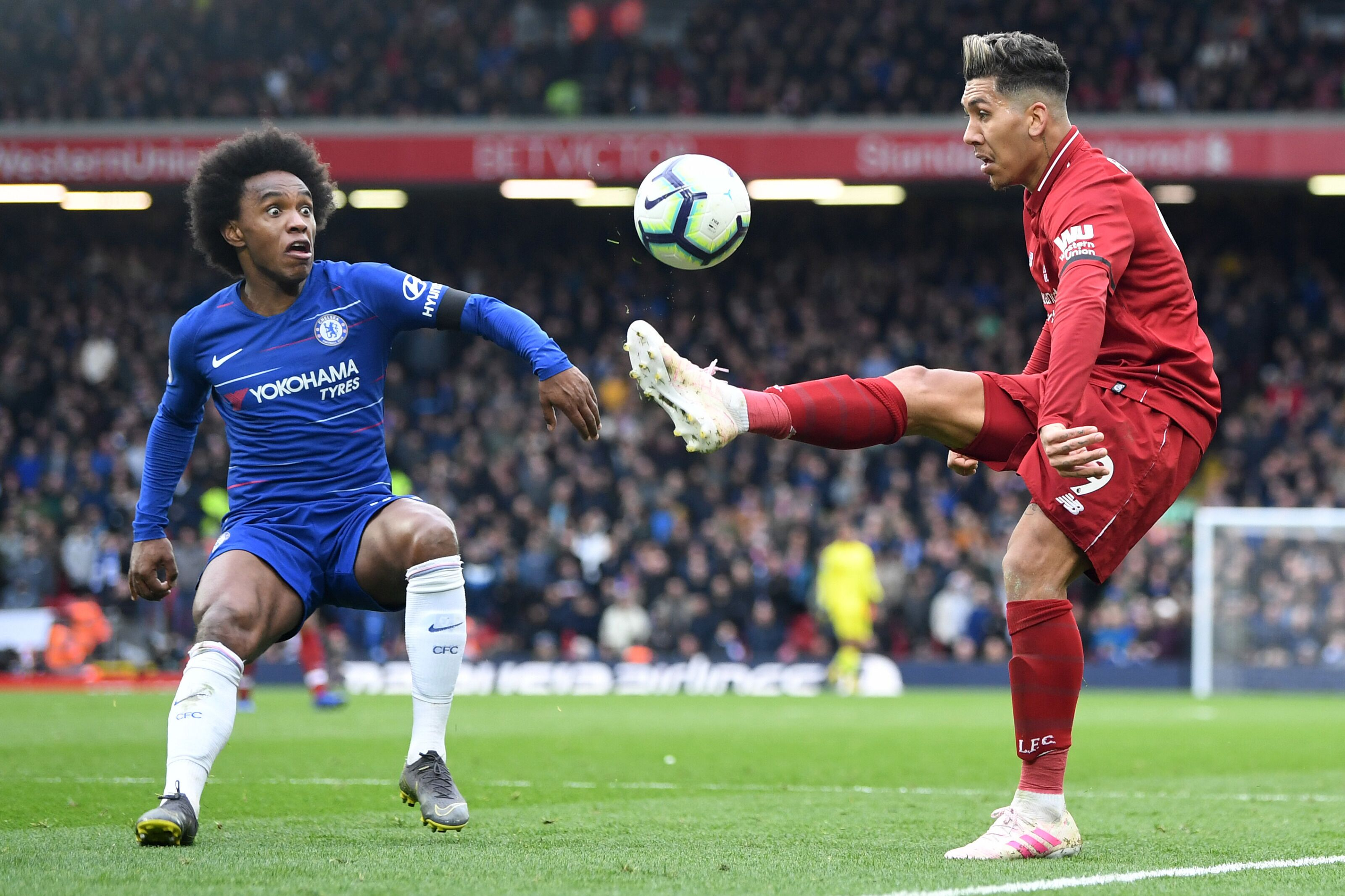Talking tactics: Chelsea host the all too familiar Liverpool