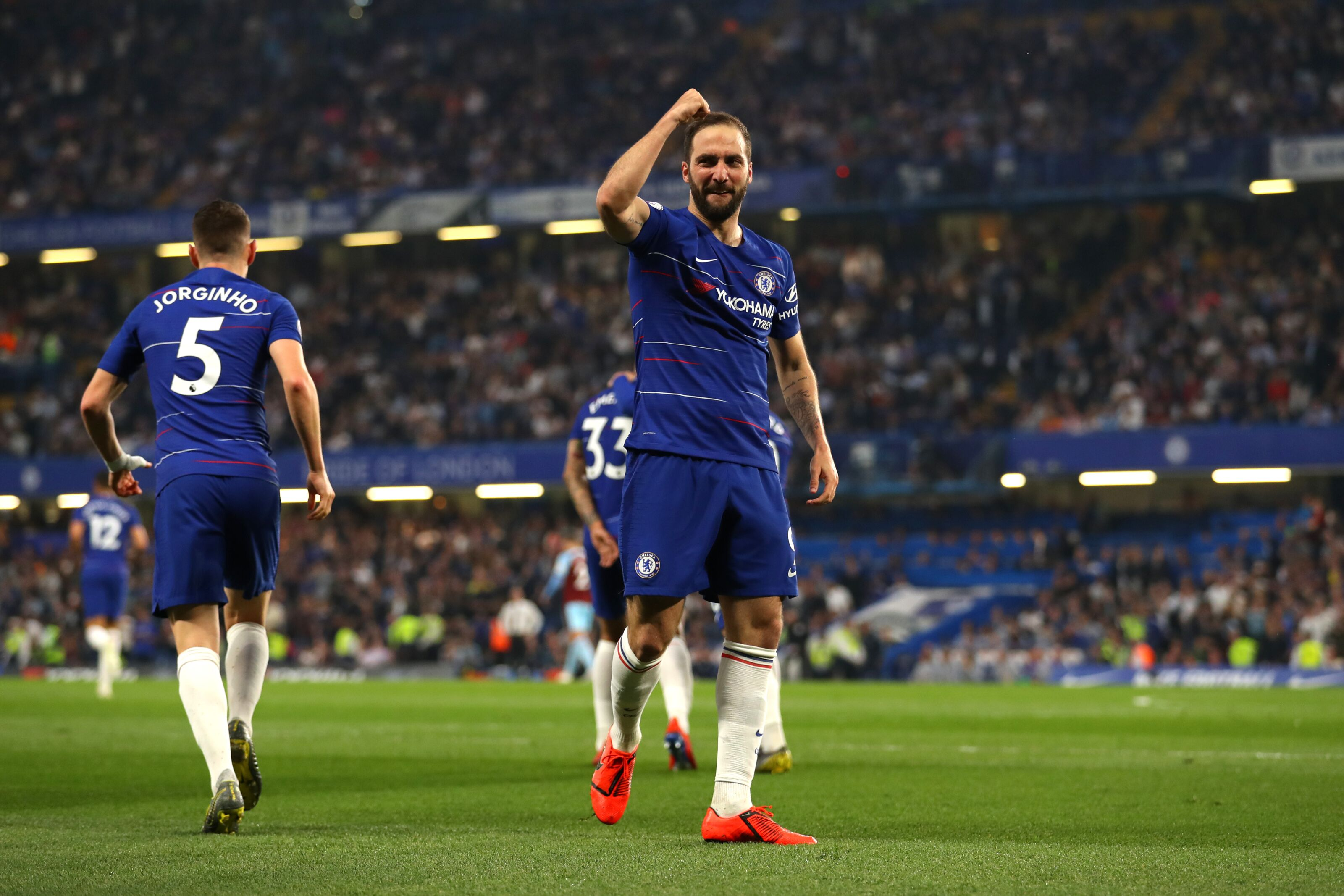 """Chelsea: Usual questions of the """"best XI"""" float around Maurizio Sarri's final XI"""