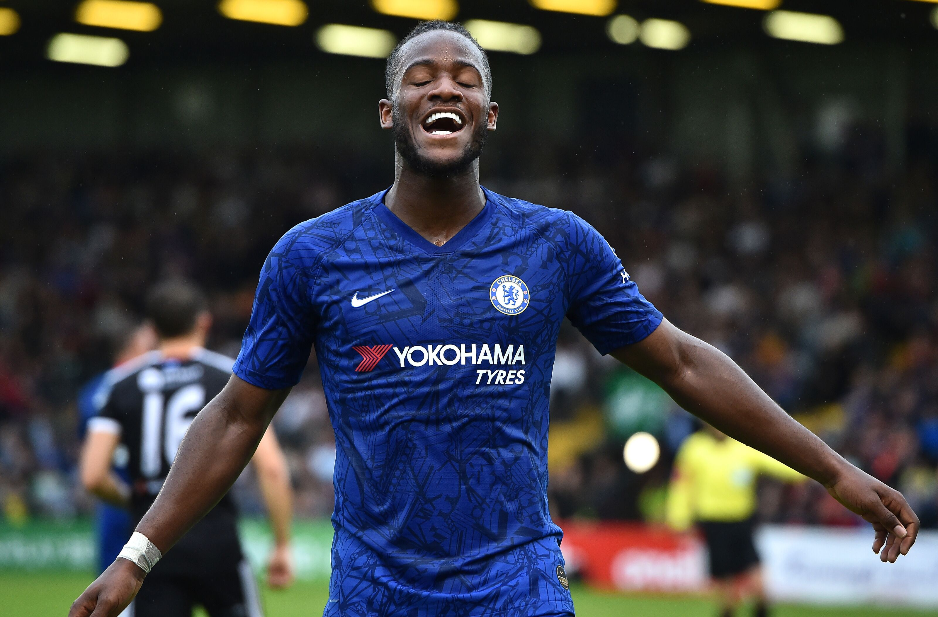 Chelsea: Frank Lampard should not rely on Michy Batshuayi as his starter