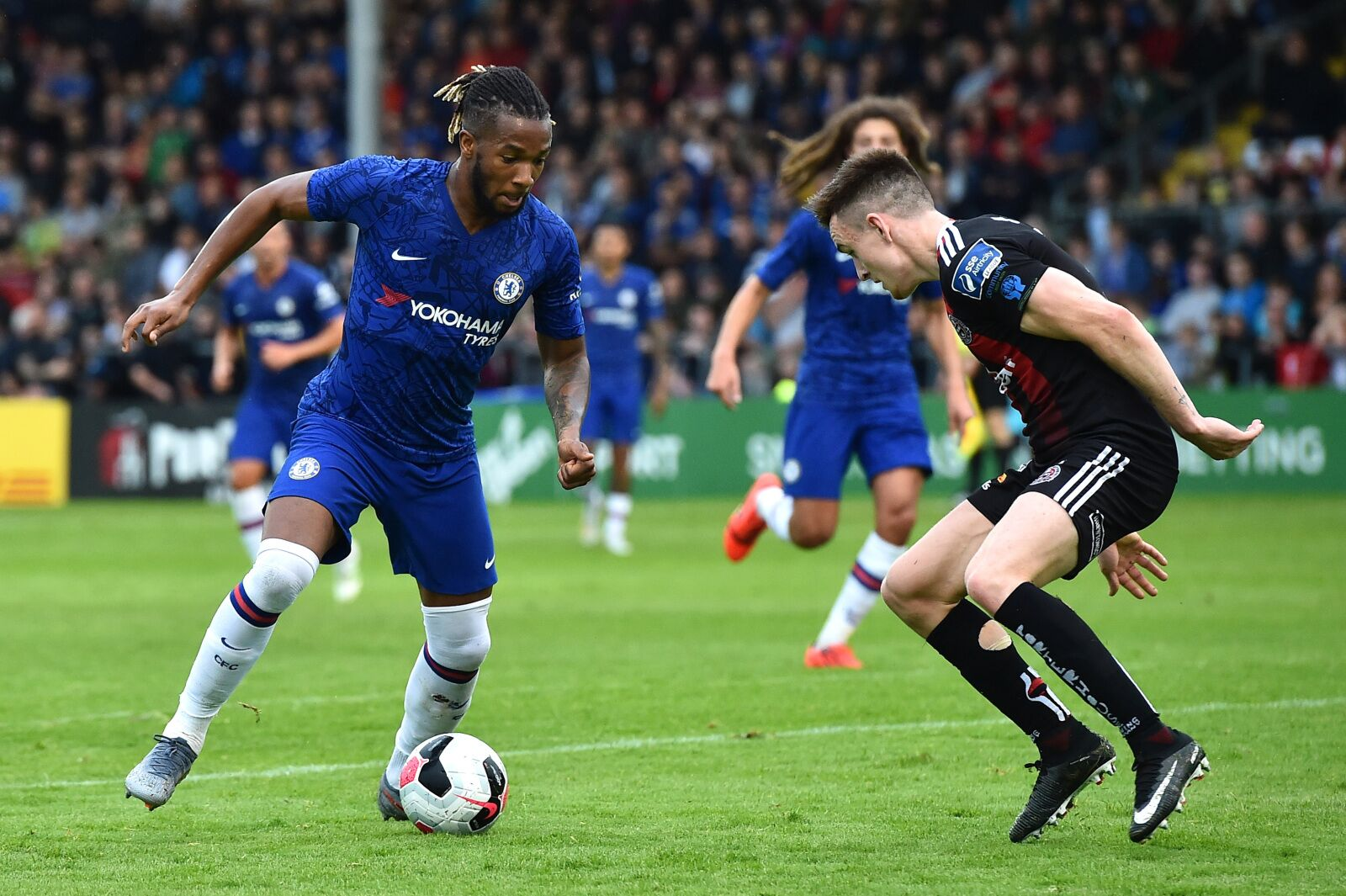 Chelsea: Kasey Palmer's options open up as he remains for preseason