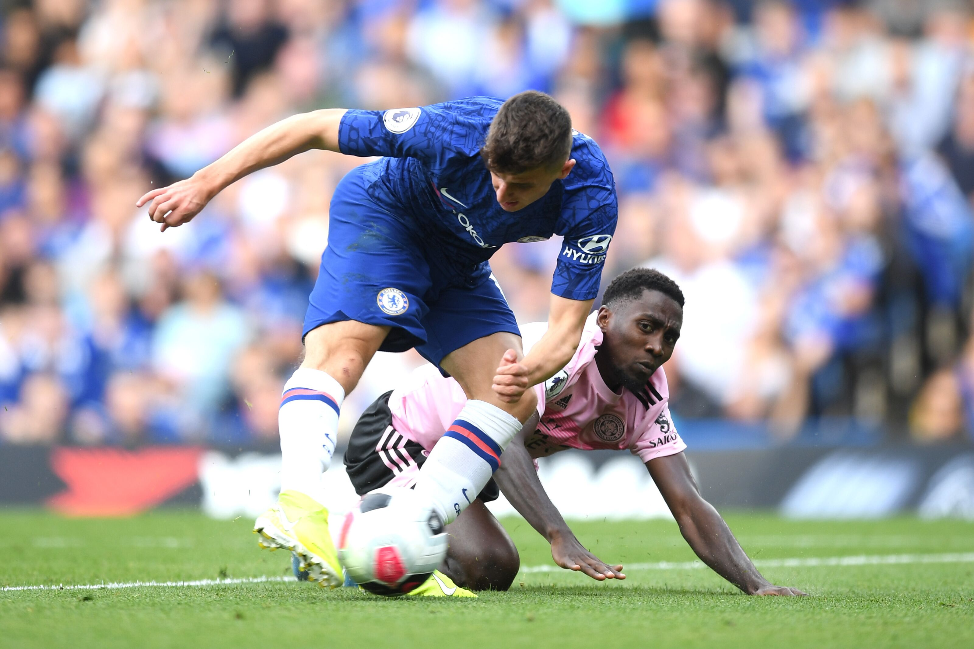 Mason Mount is the attack-minded midfielder Chelsea were missing