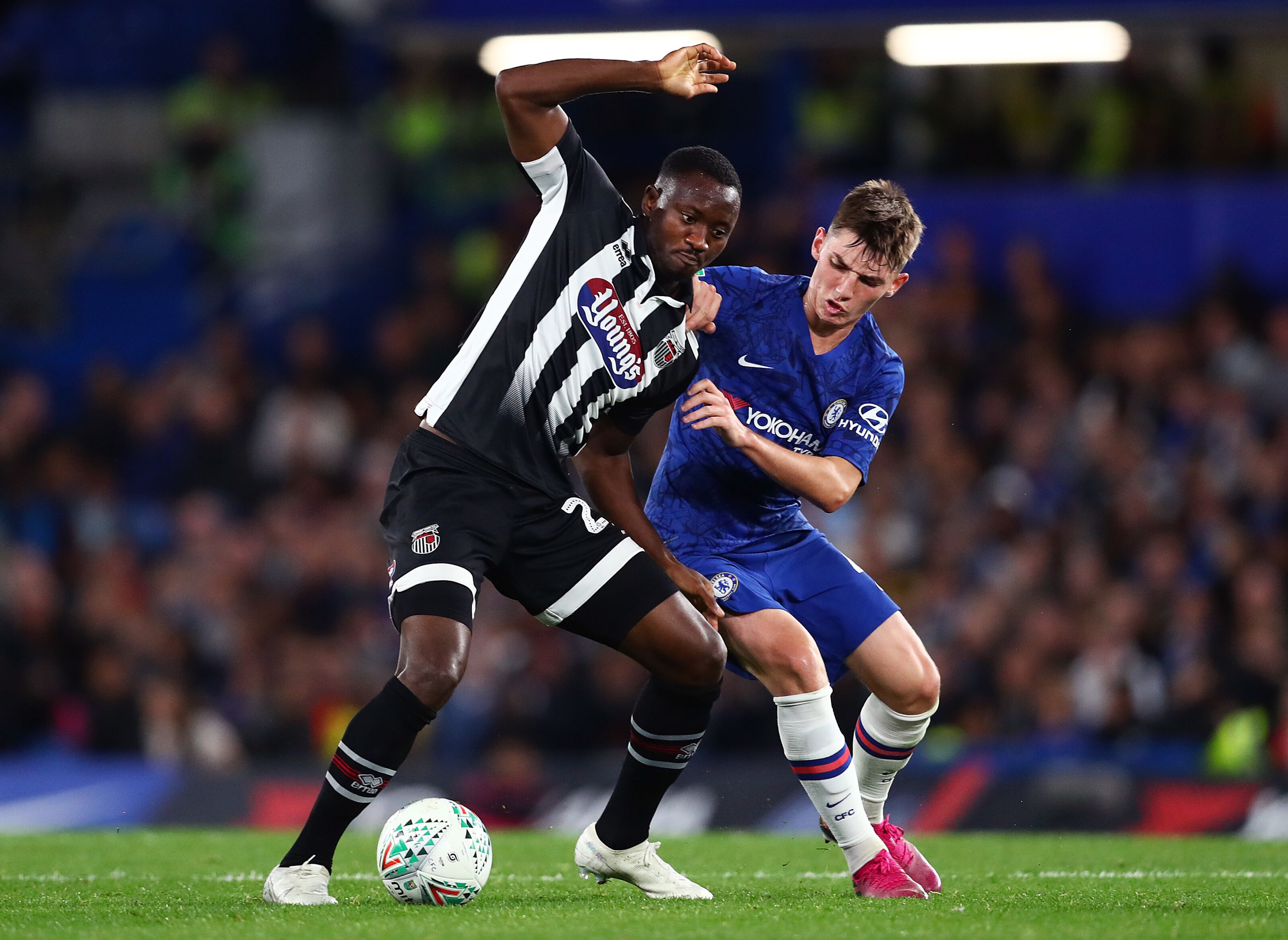 Chelsea's injury crisis would be far more worrying without the academy
