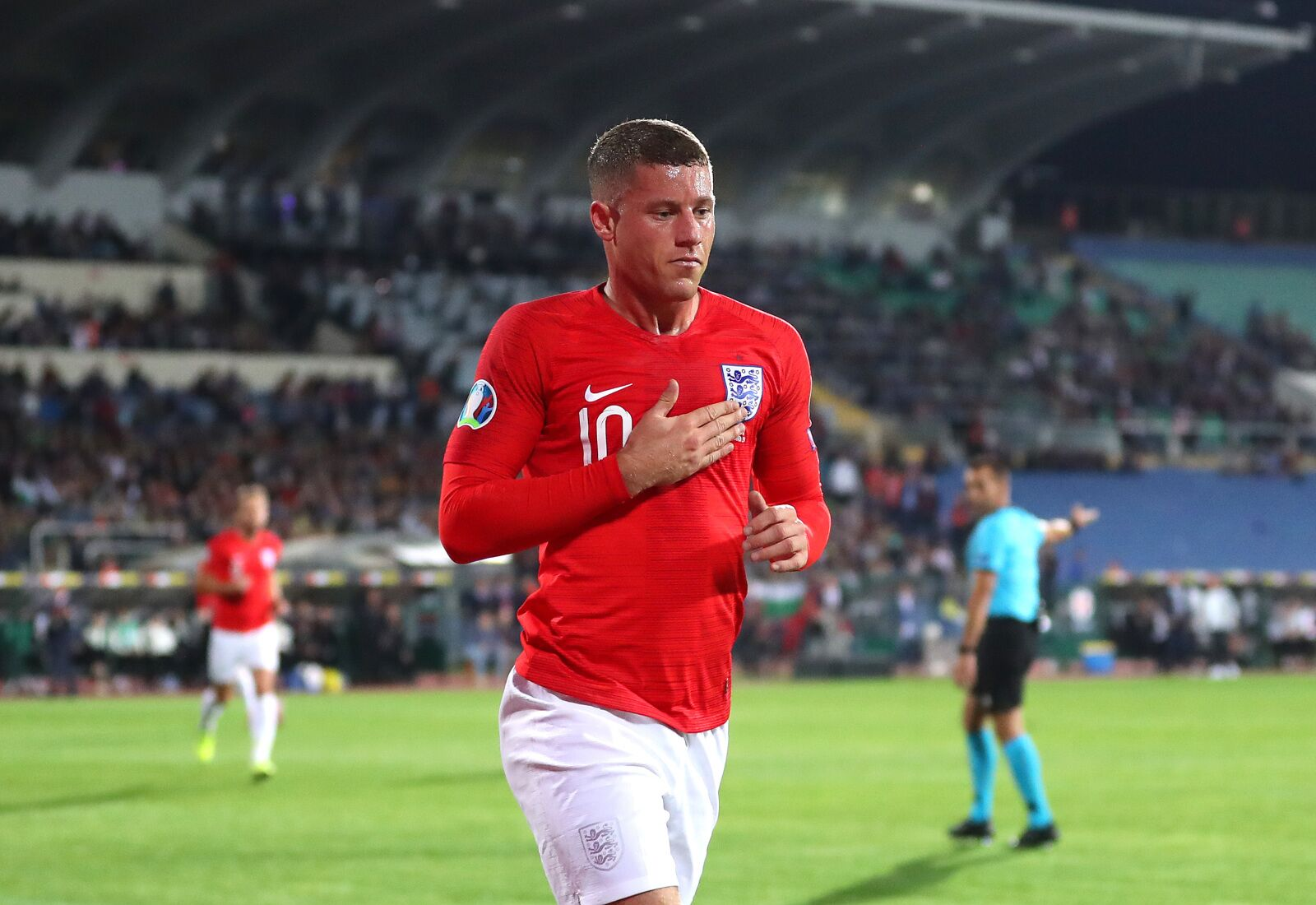 Chelsea: Ross Barkley capitalizes on good formation and poor opponent