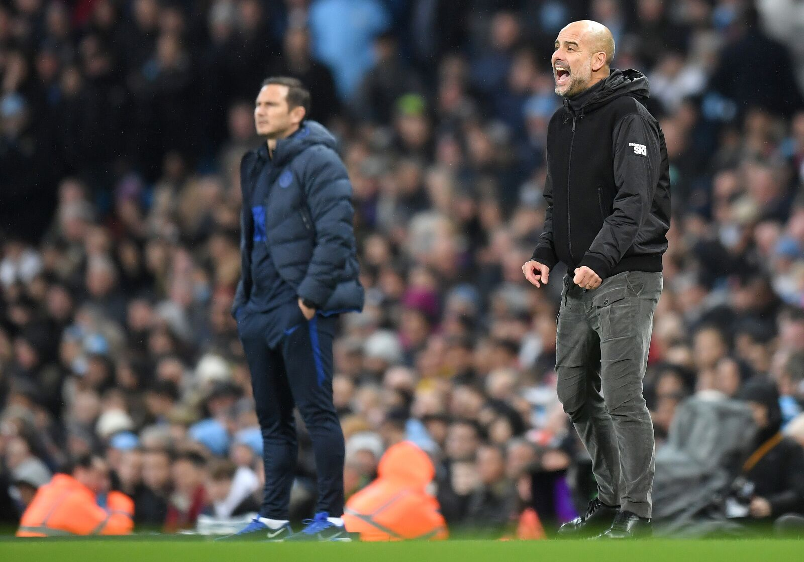 Manchester City has given Chelsea a safety net they should not need