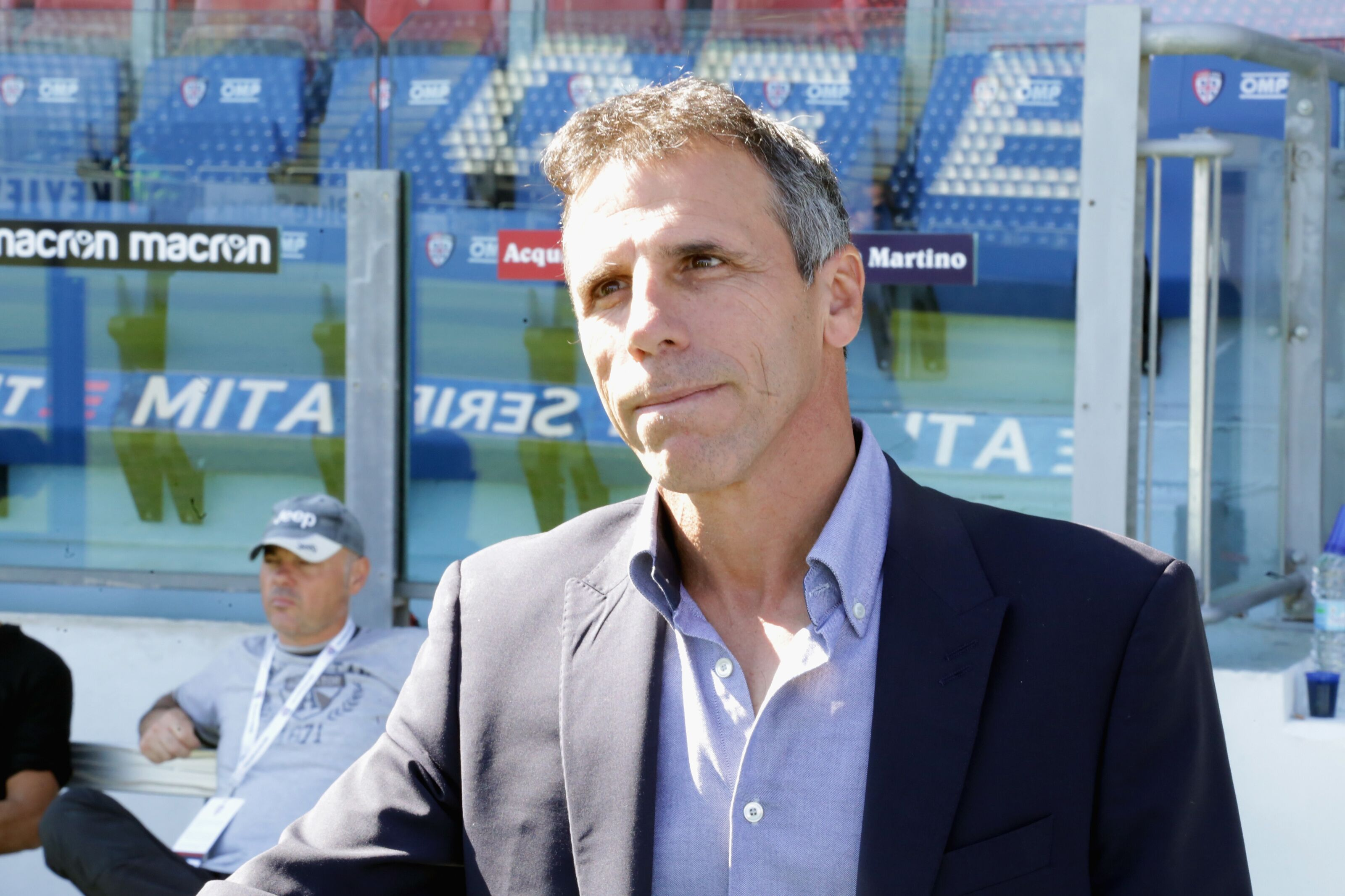 Gianfranco Zola's mysterious Chelsea tenure will come to an end