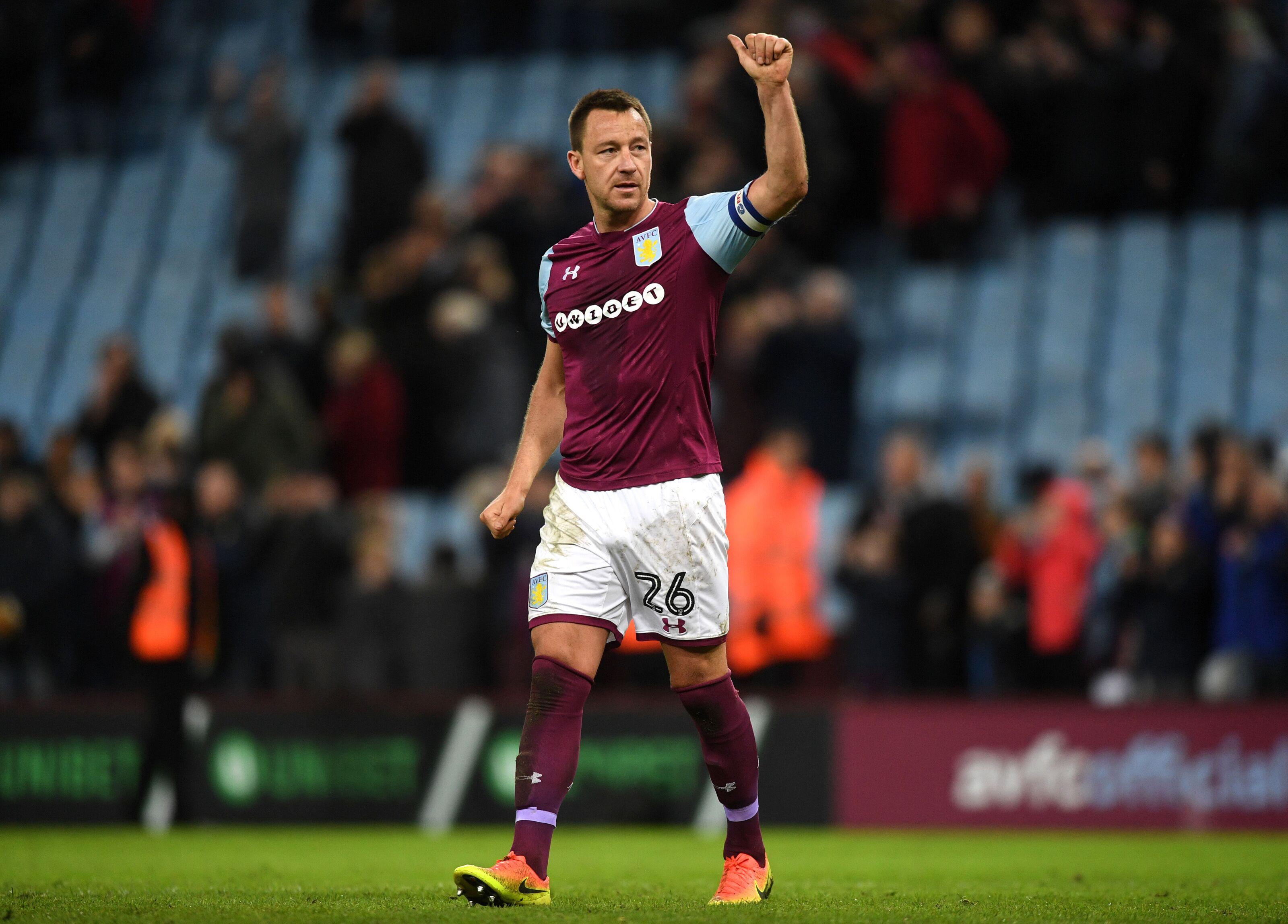 Chelsea: John Terry makes Aston Villa another ideal loan destination