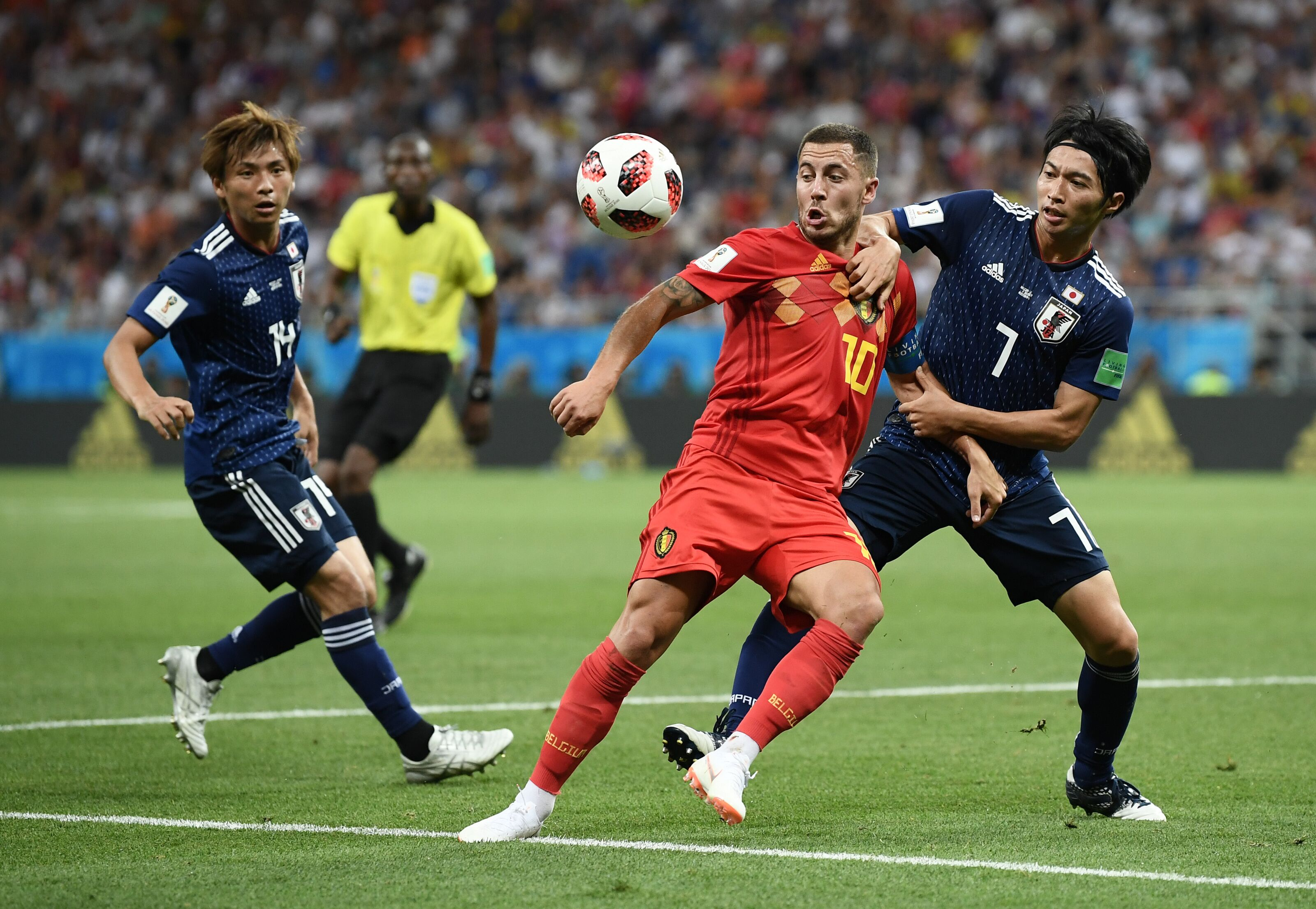 Chelsea: Eden Hazard starred for Belgium without playing ...