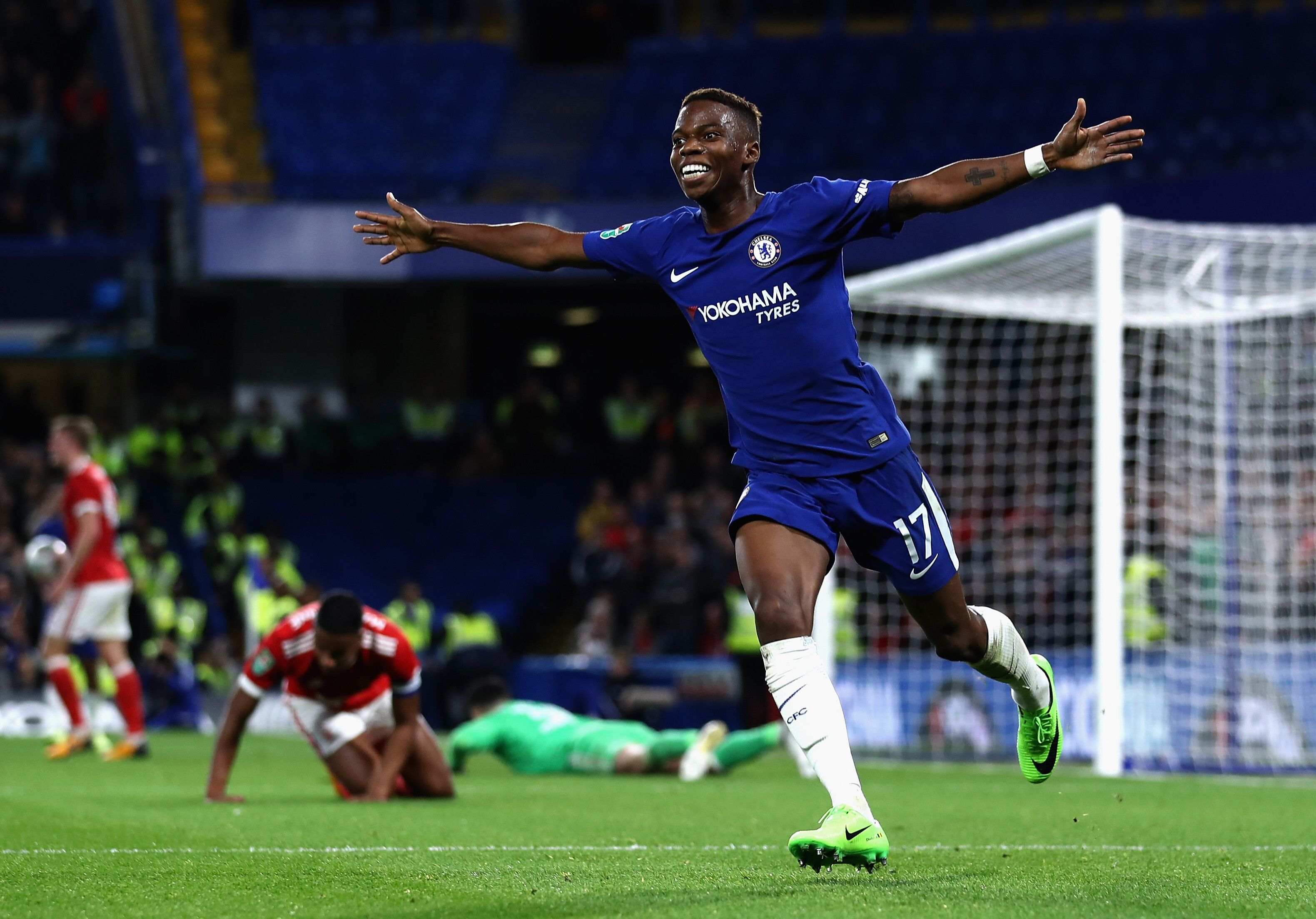 Image Result For Chelsea Vs Forest Tickets