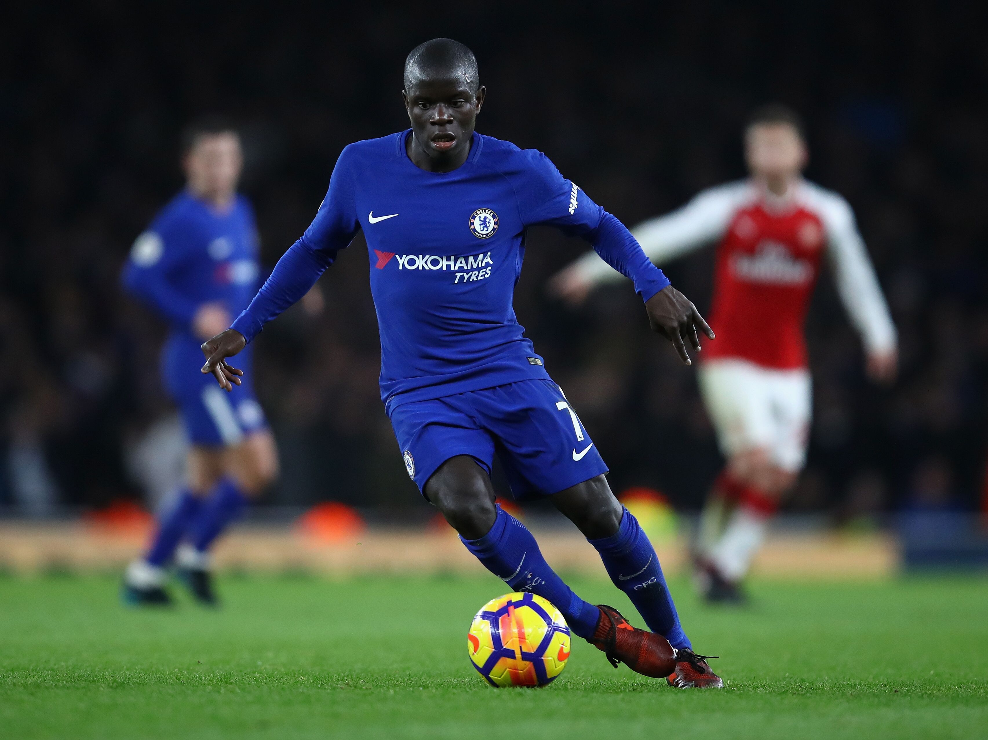 Chelsea Engine N'Golo Kante Is The Most Valuable (and Best