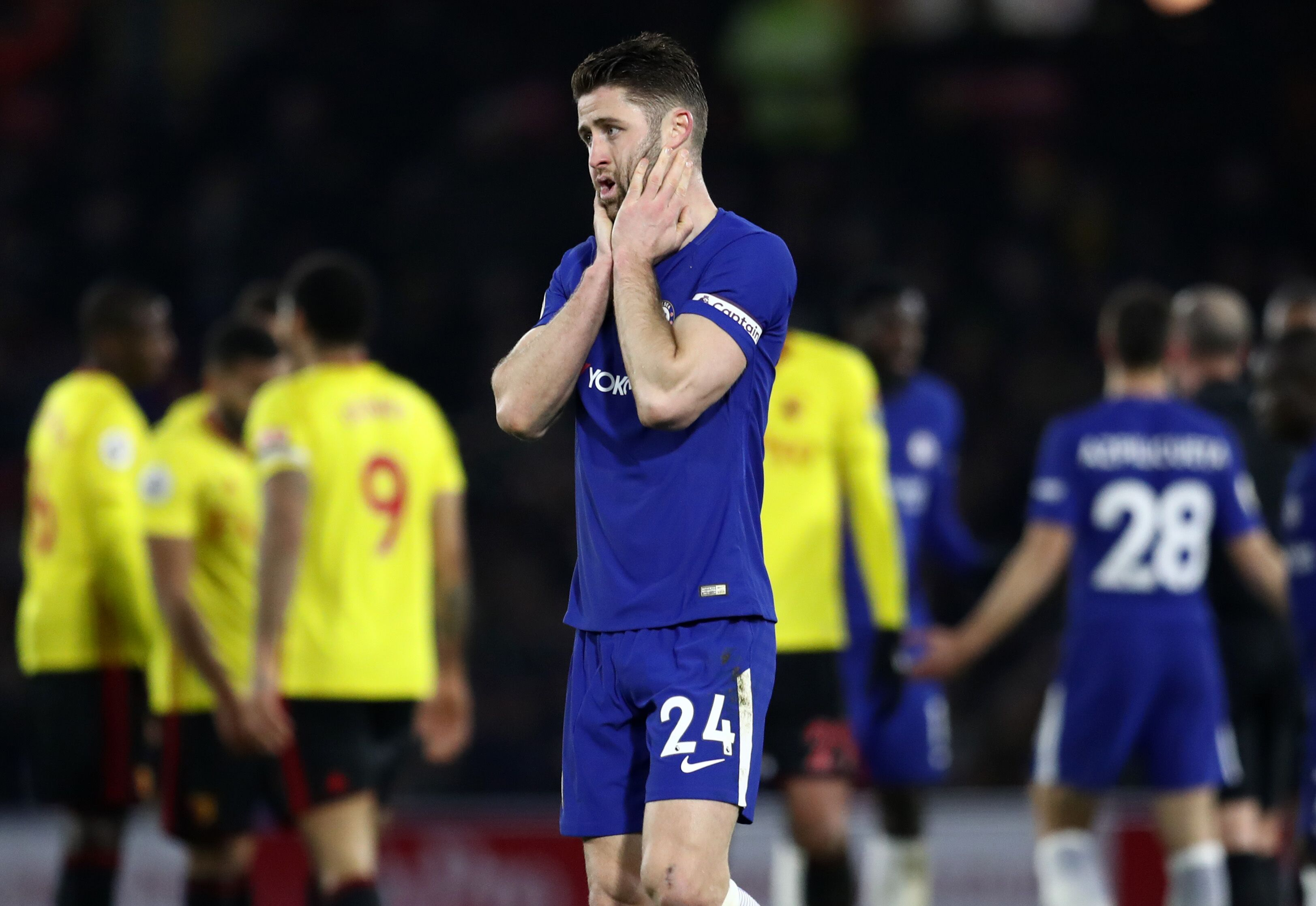 Chelsea: It's unlikely that the big debate will be resolved soon without weight - The Pride of London