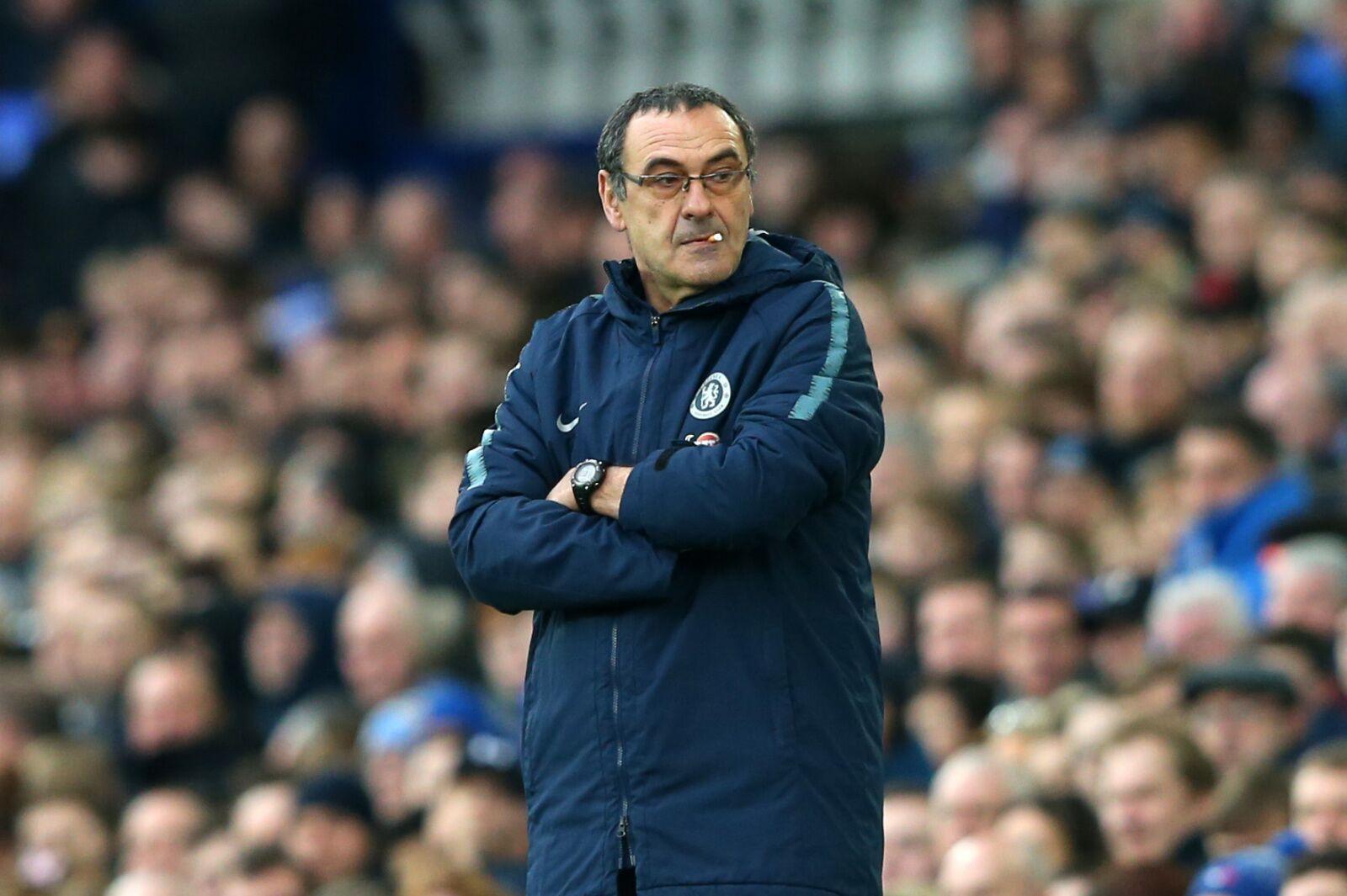 Chelsea fans foolishly rewriting Maurizio Sarri narrative to cast him as a martyr