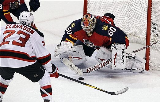 Stanley Cup Qtr. Final Game 6. Panthers vs. Devils. Show Your Claws! 24aadc4d1