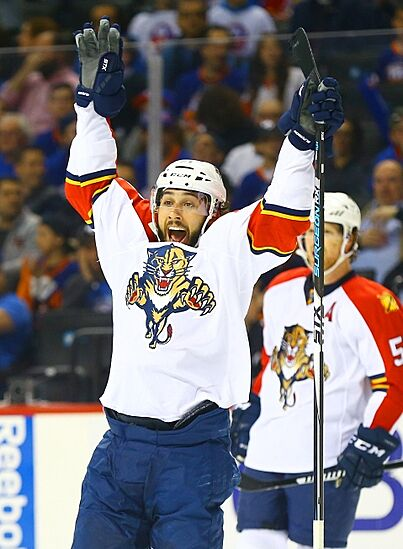 Florida Panthers: My Ten Favorite Moments of 15-16