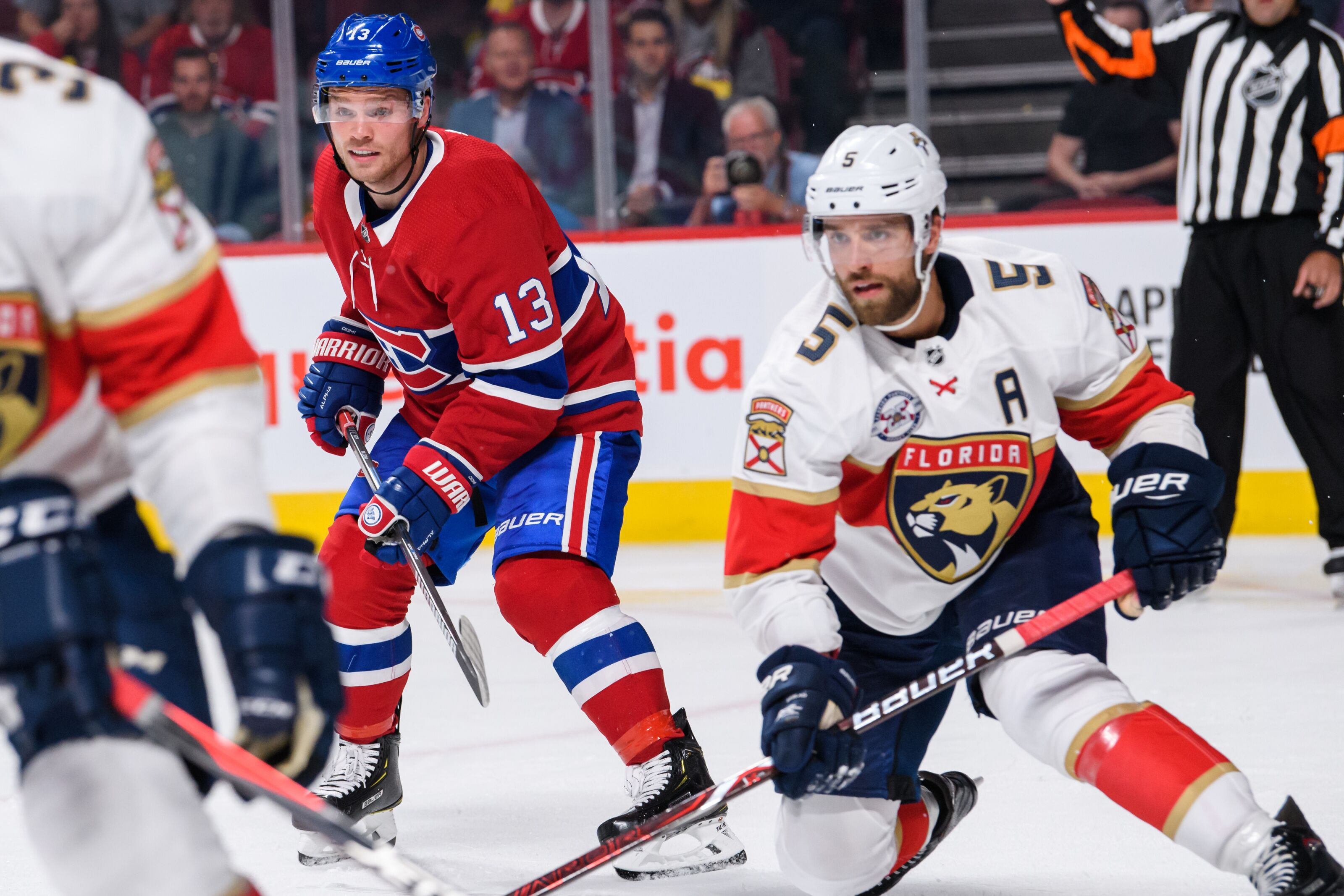 c8401123e92 Florida Panthers: NHL Got Max Domi's Suspension Wrong
