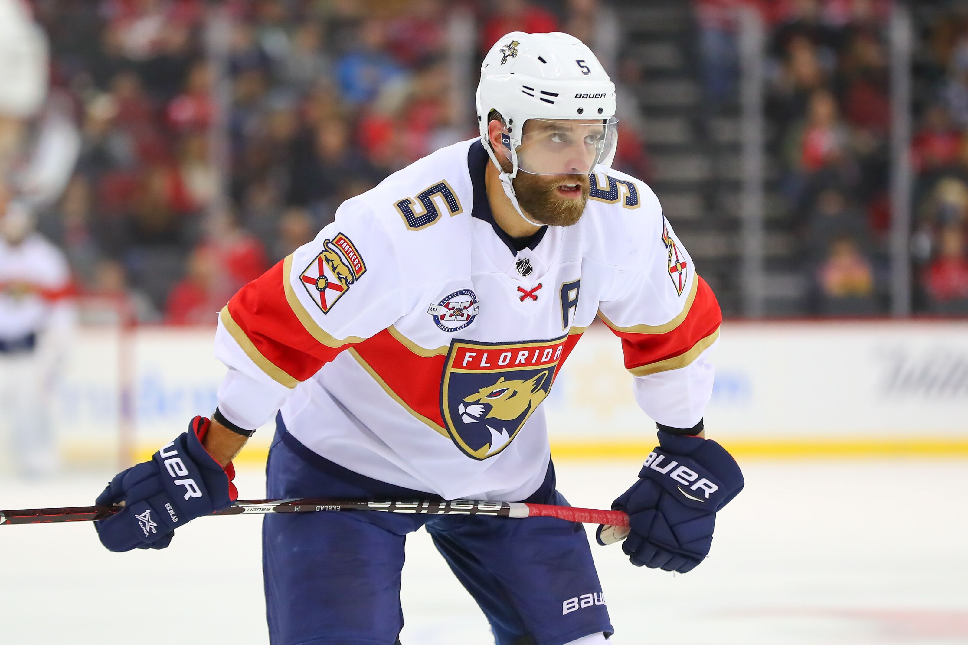 low priced 38fb2 3b842 Florida Panthers: Aaron Ekblad Needs to Get Going Offensively