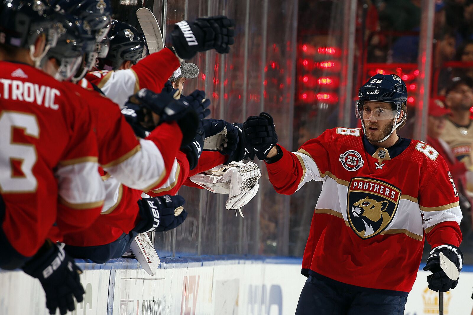 Florida Panthers: Mike Hoffman is Sprouting With Confidence