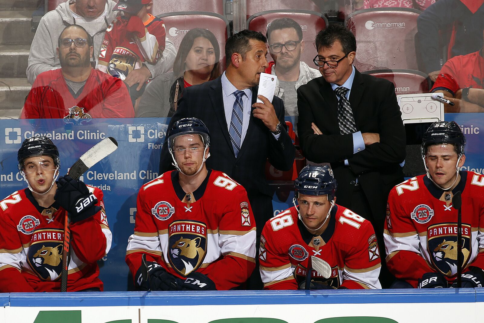 653e4de9989 Florida Panthers: Inaction from the Cats is Bordering on Neglect