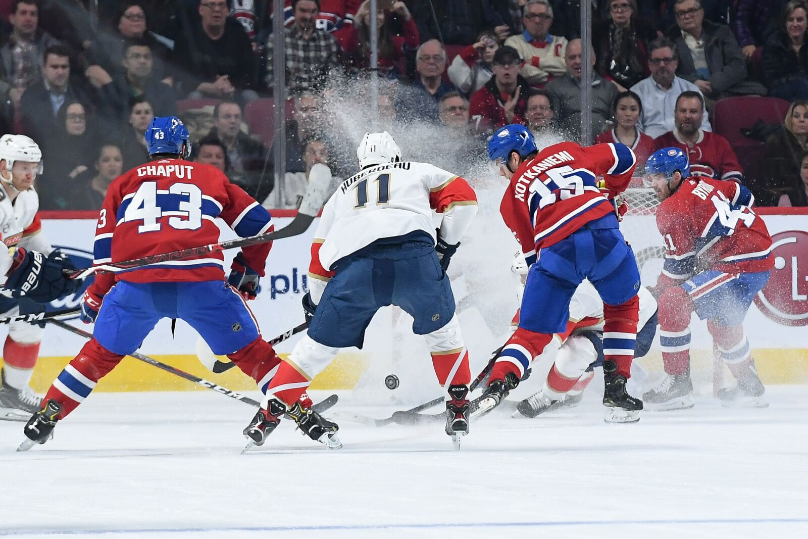 How the Florida Panthers Match Up with Montreal in 2019-20