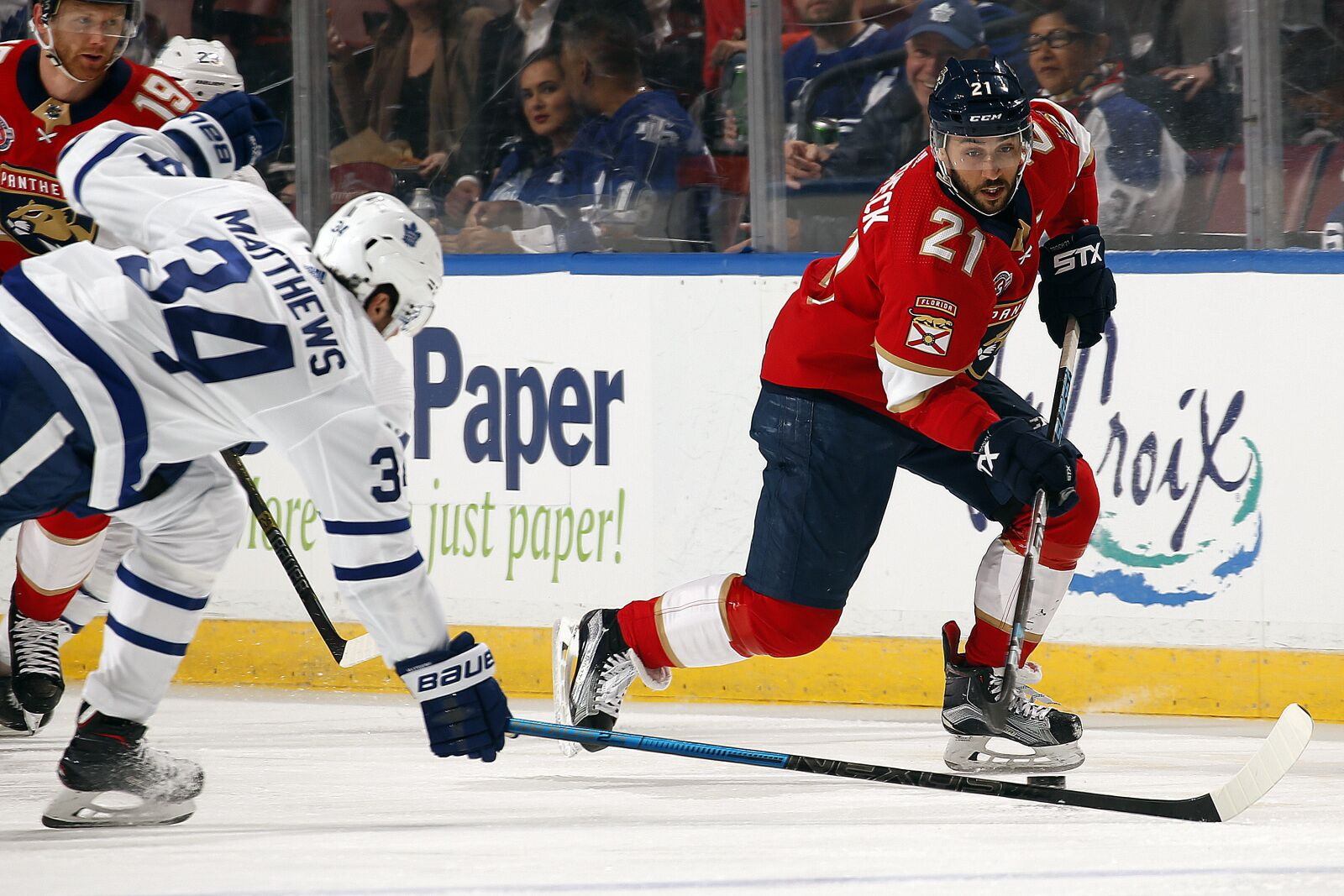 a8d014d3770 Florida Panthers  The Impact of Vincent Trocheck s Return