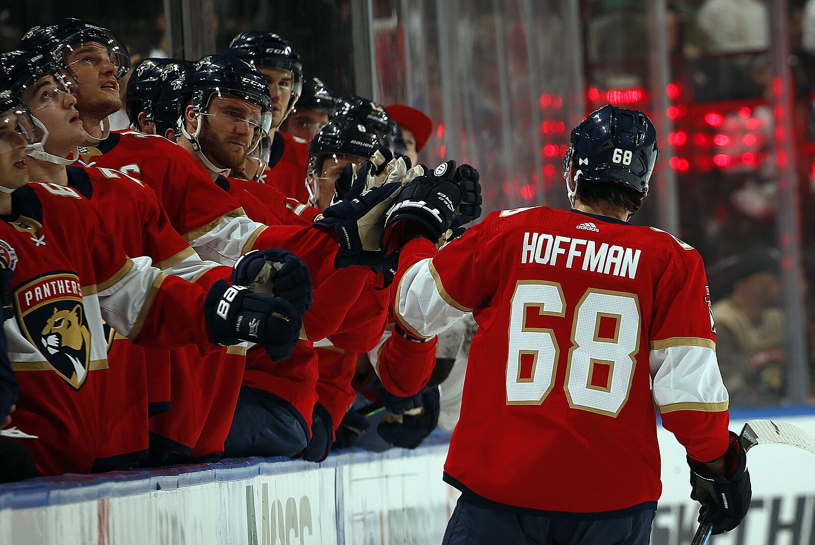 ff7c37692ab Florida Panthers  Three Standout Performers in Win Against Maple Leafs