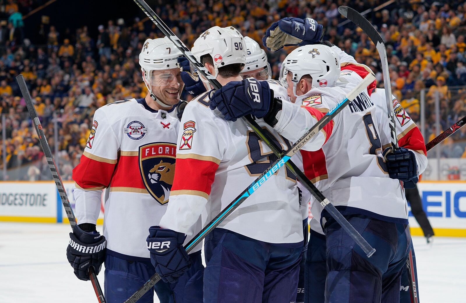 a0faf3e6008 Florida Panthers  Three Stellar Performers in Win Against Nashville
