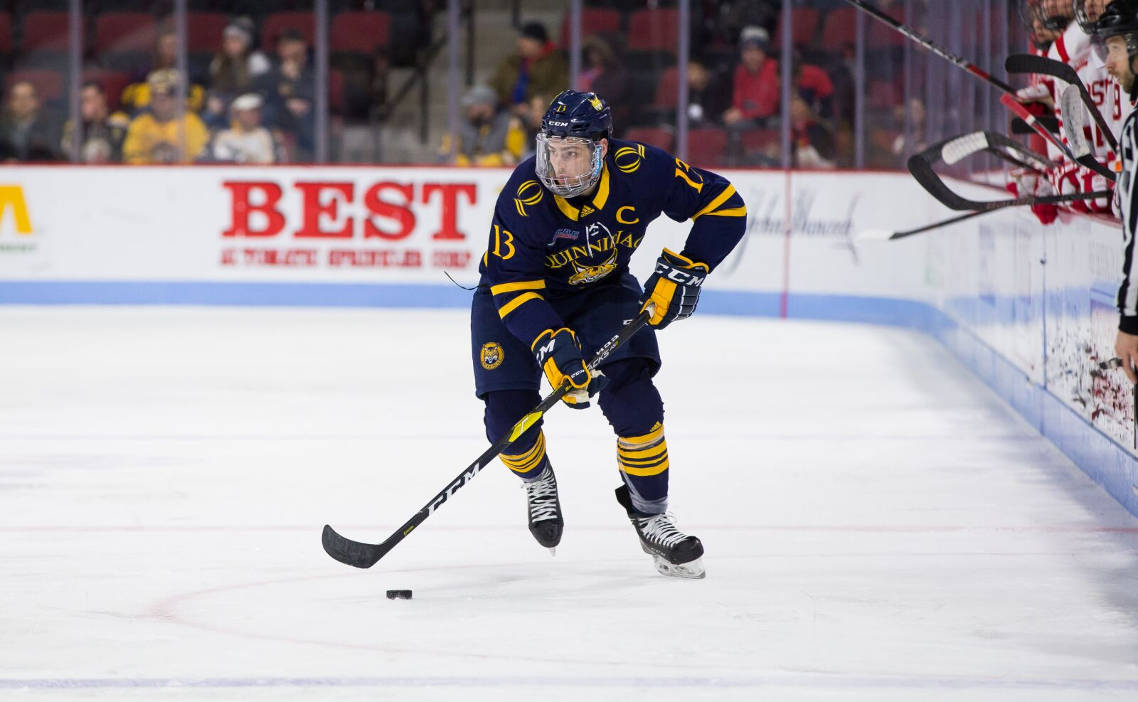 Should the Florida Panthers Pursue UFA Chase Priskie?
