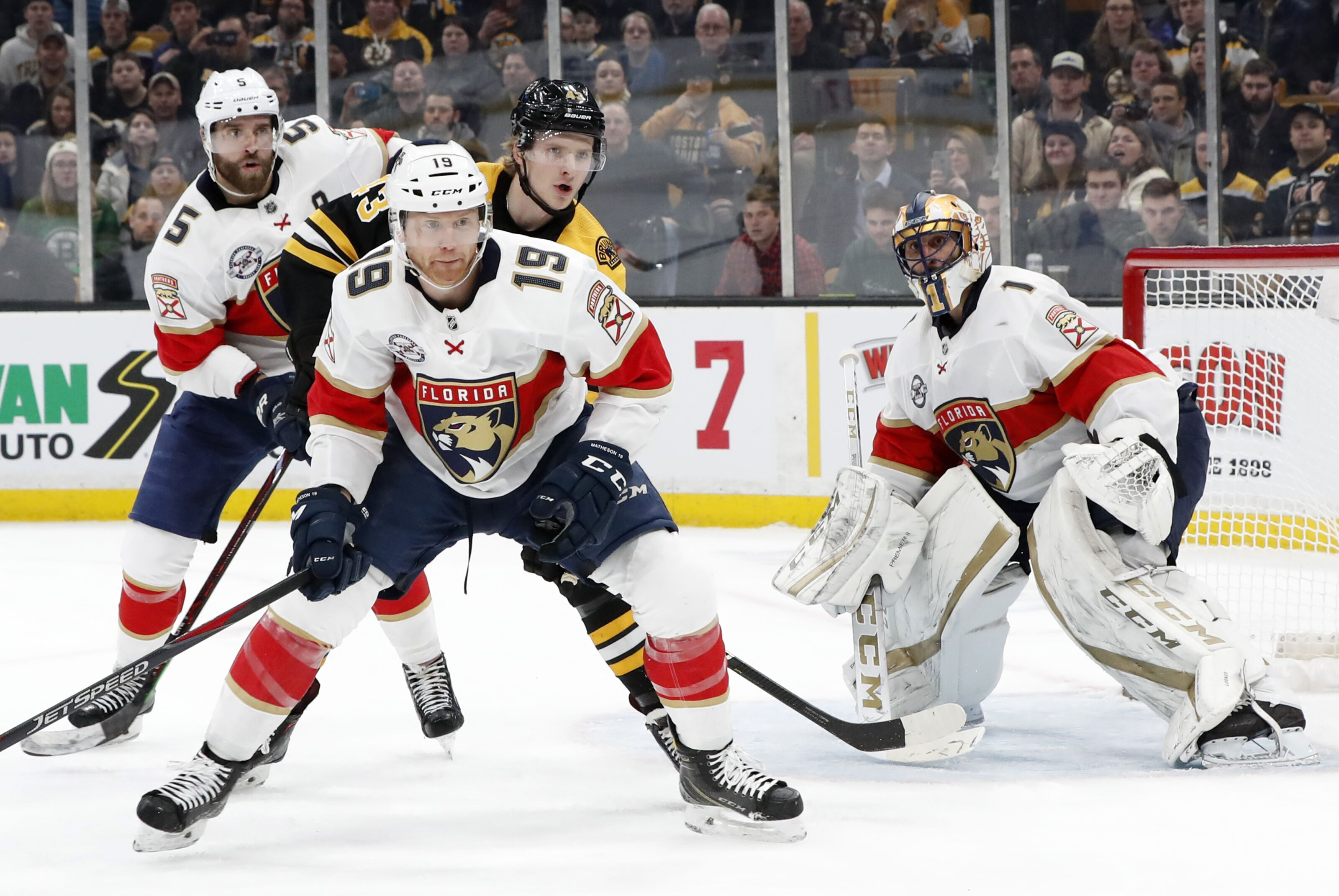 Florida Panthers: Five Predictions for the 2019-20 Season