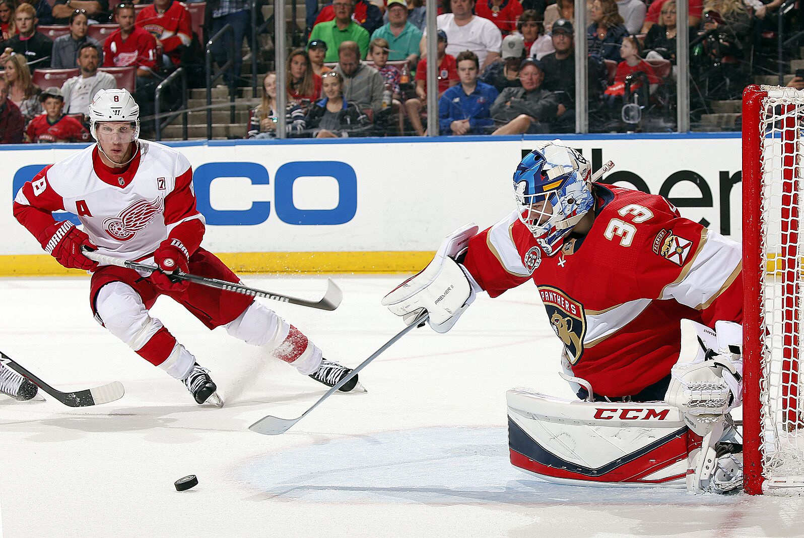 421bf2af6a2 Florida Panthers  Three Stars in Dominant Win Over Detroit