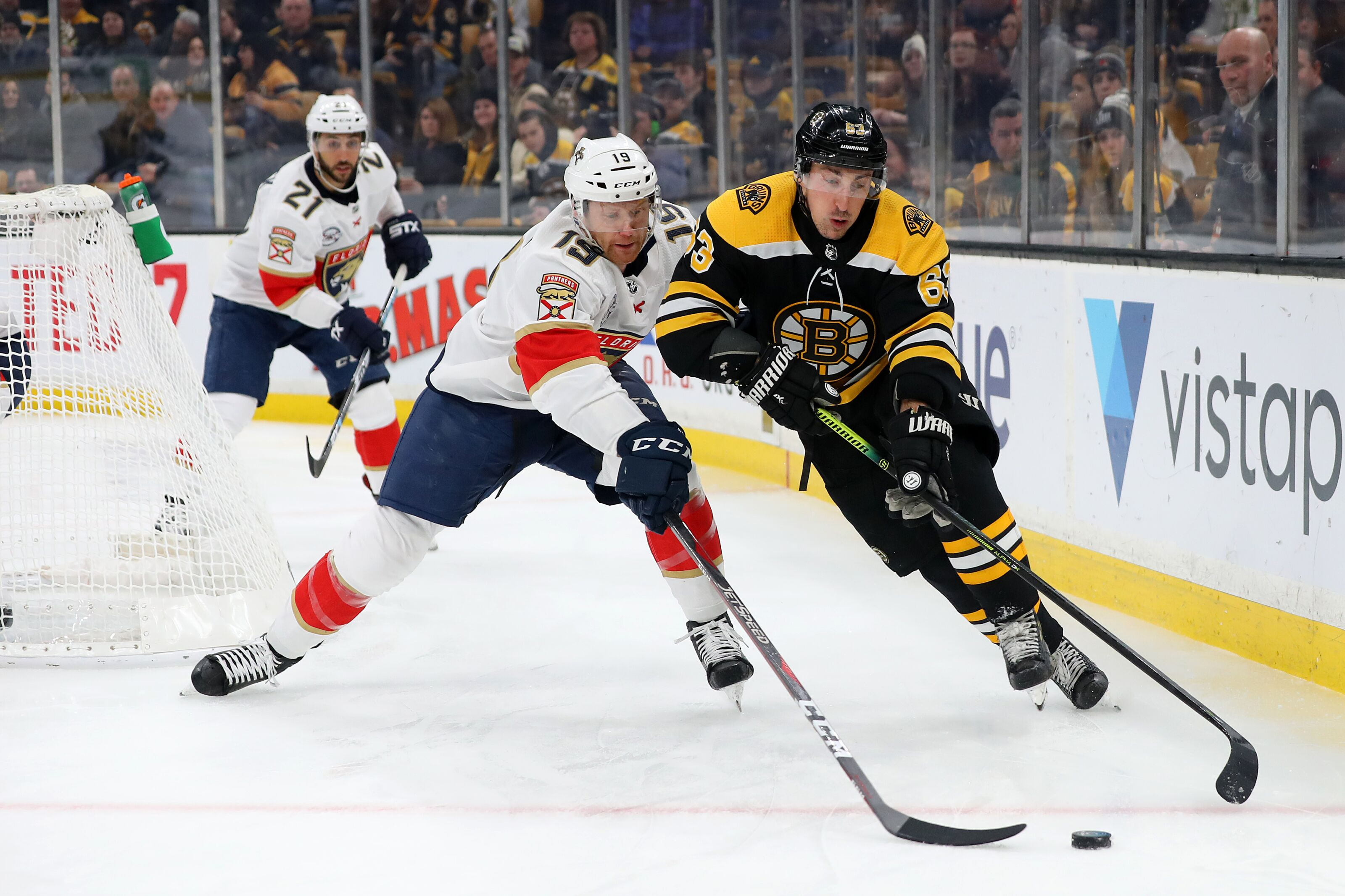 b4fae4ac646 Florida Panthers  Veteran Defense Essential for Development and Winning
